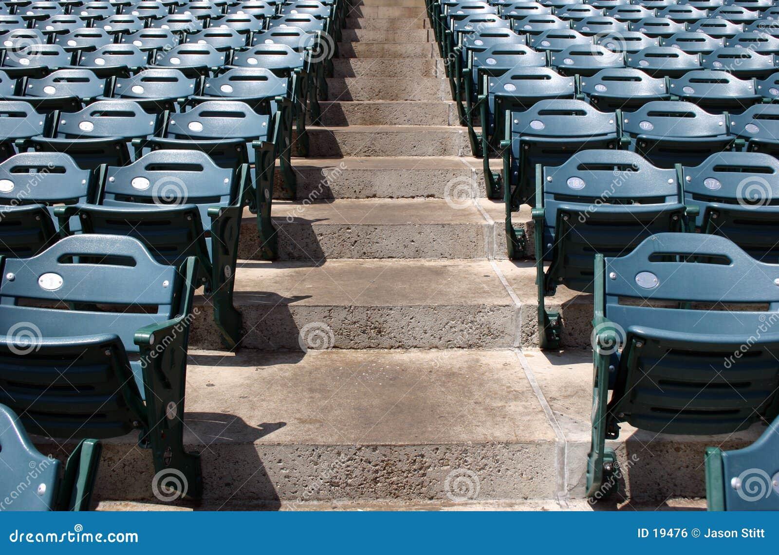 Etapas do estádio