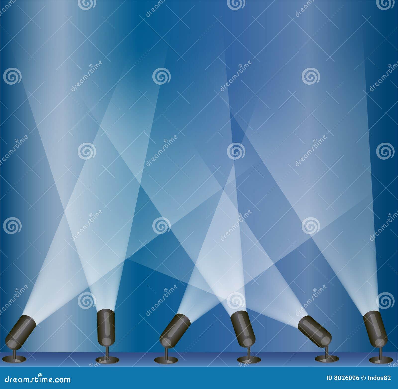 Etapplampor