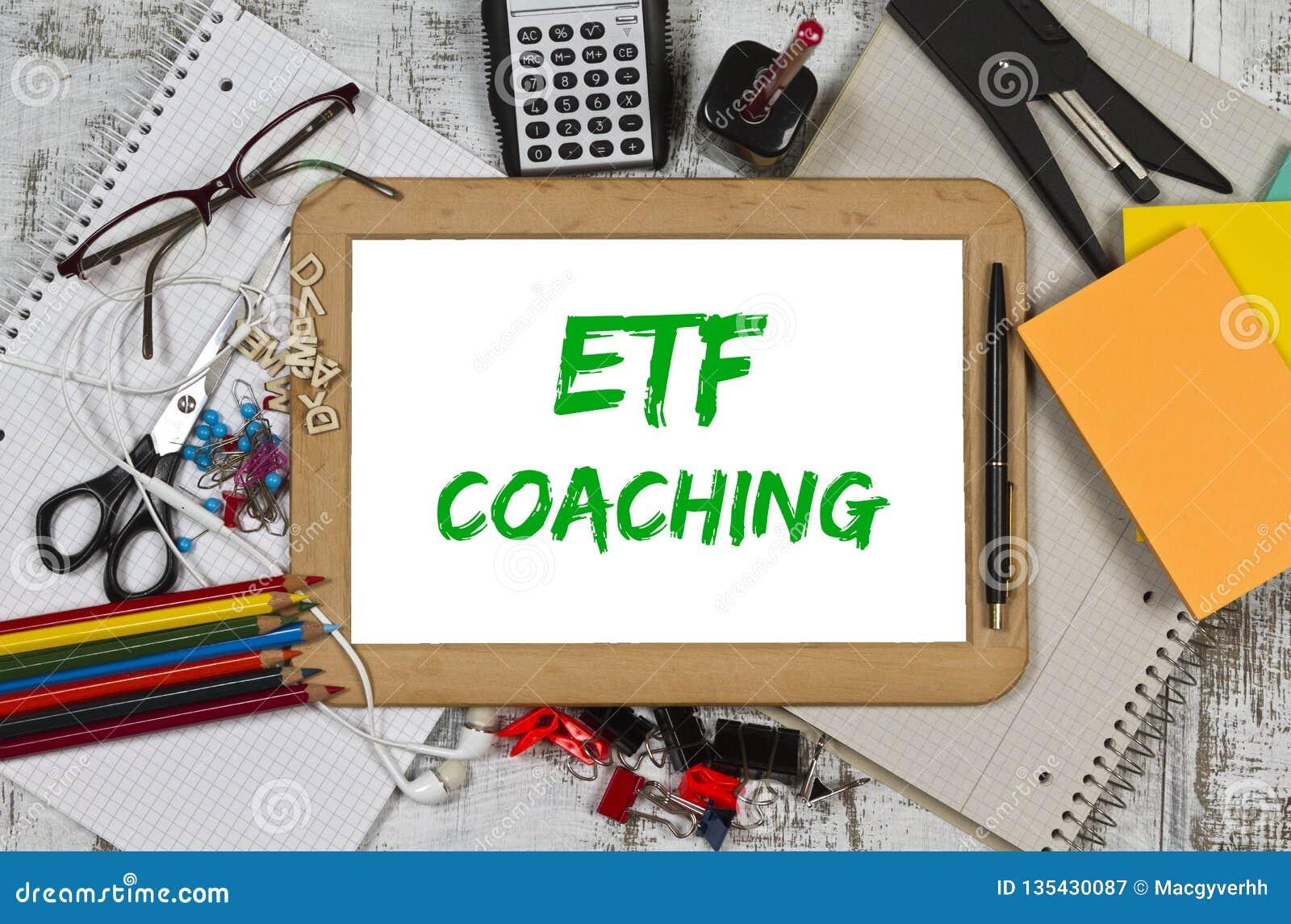 ETF trenowanie