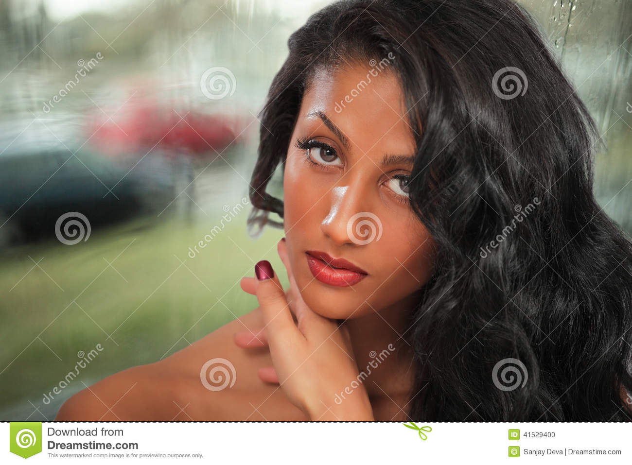 Ethereal Beauty Stock Photo - Image 41529400-1852