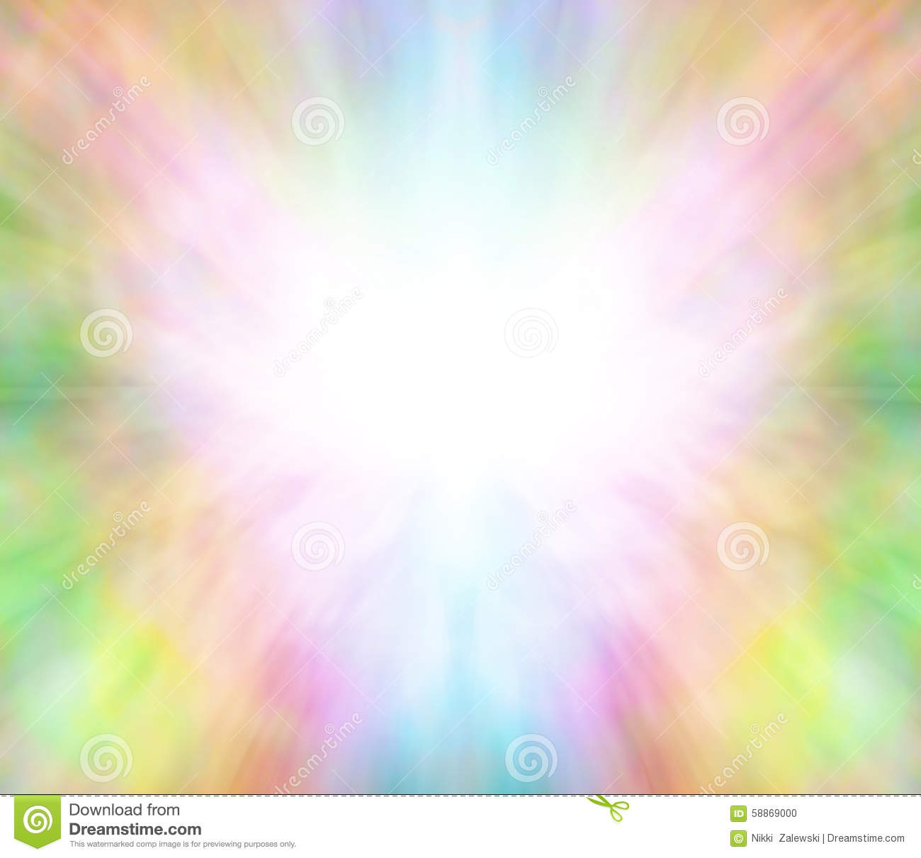 ethereal healing angel light background stock photo image of copy