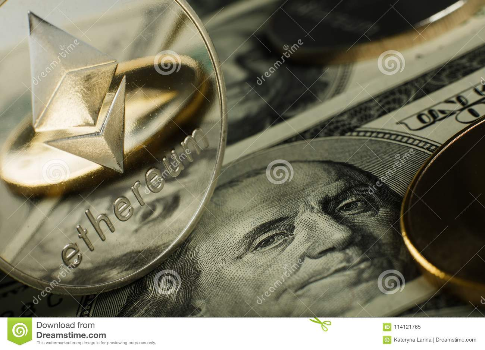 Ethereum moneta