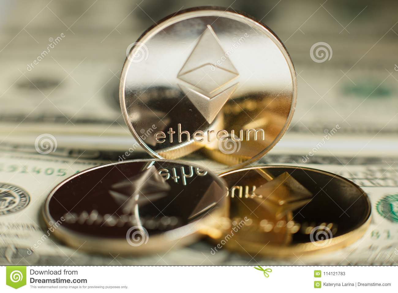 Ethereum moneta