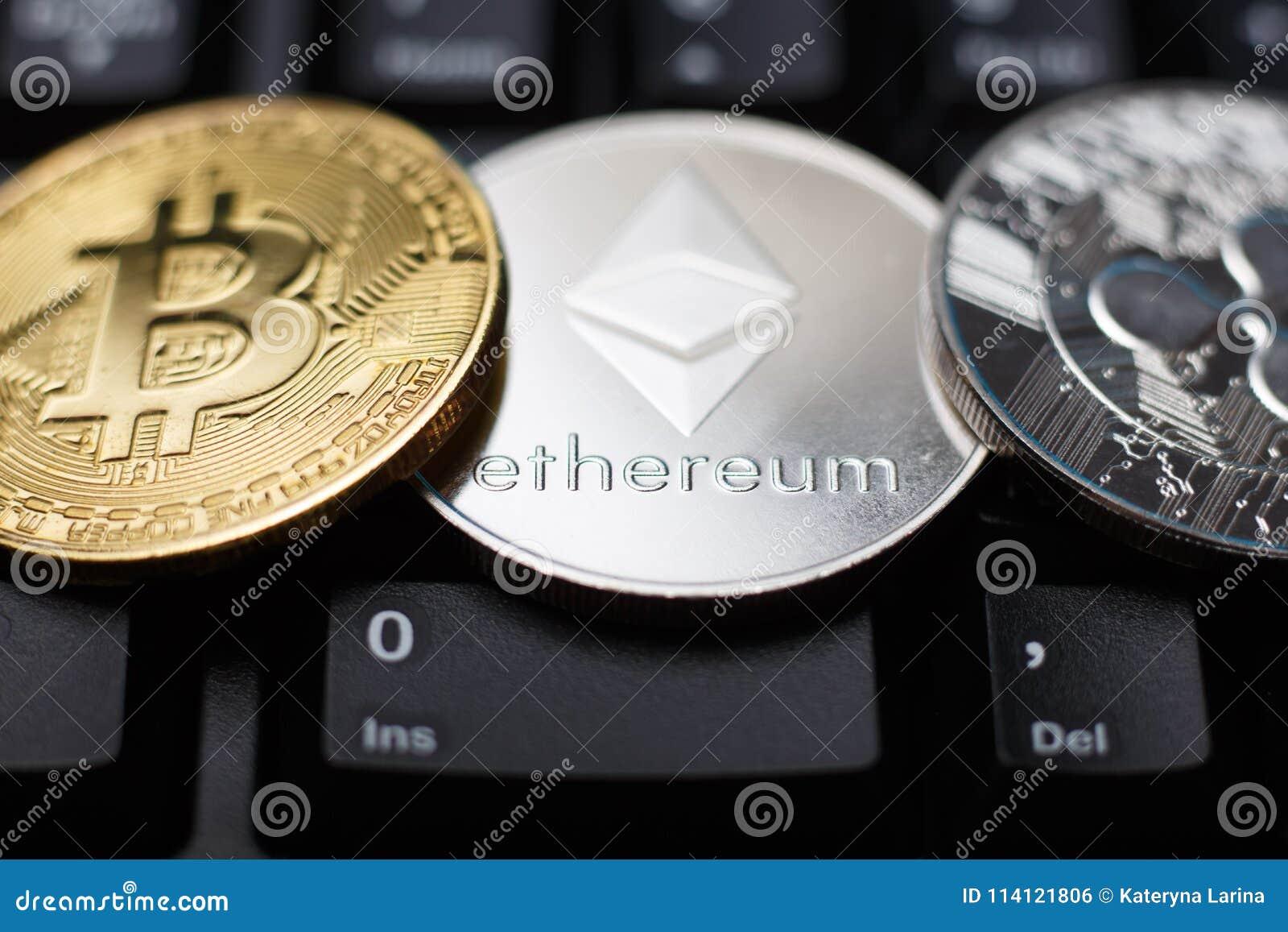Ethereum moneta z bitcoin i czochrą