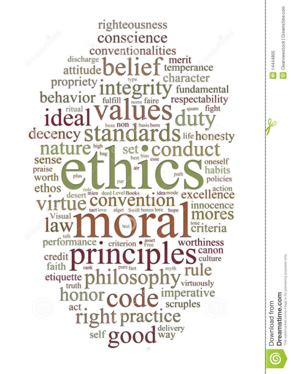 values morals Value categories: different spheres into which we place values values, morals and ethics: splits hairs between these three rule-sets value of values: what.