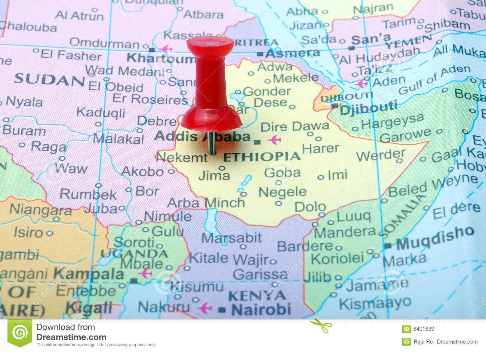 Ethiopia översikt