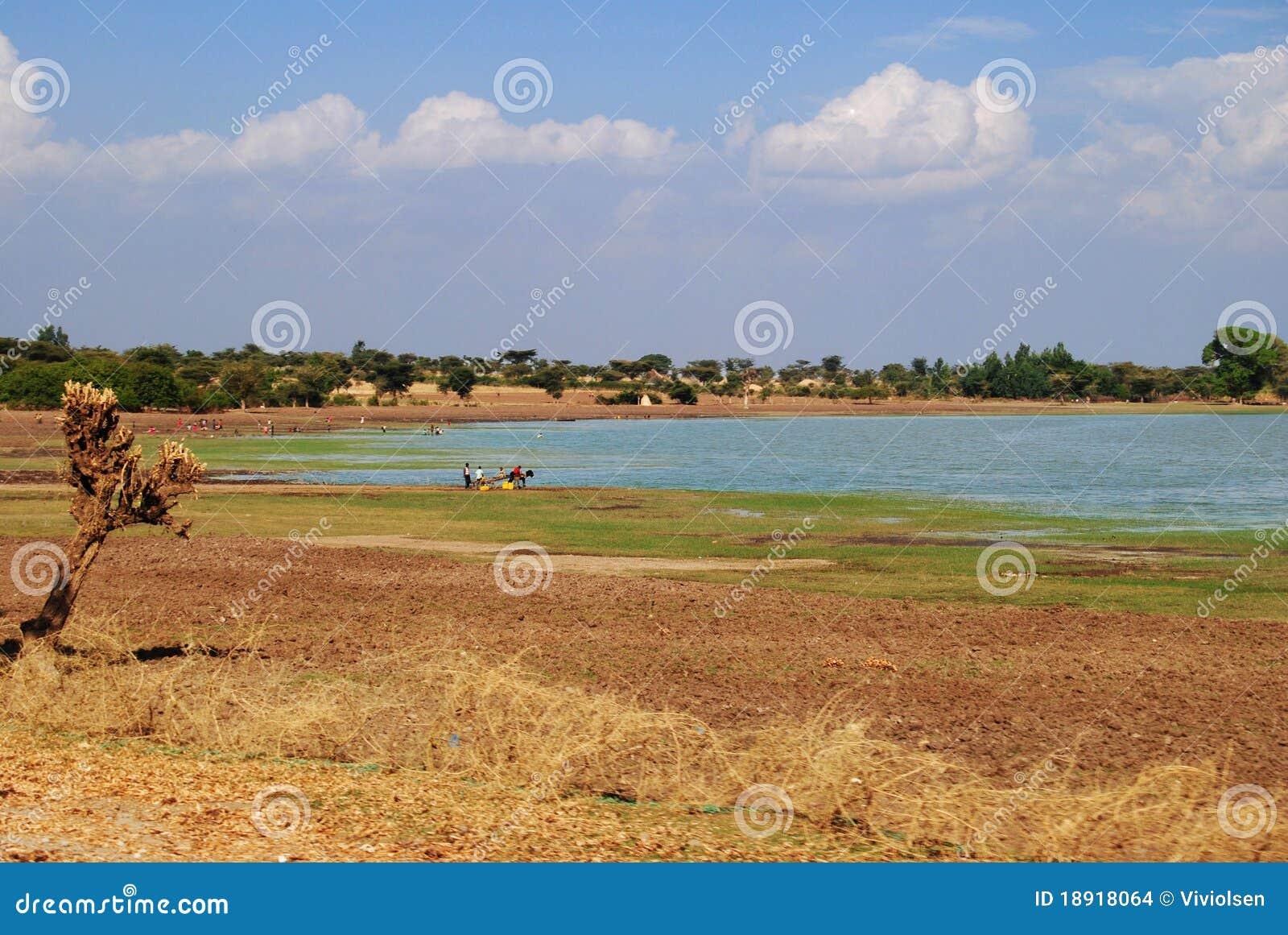 Ethiopia flod