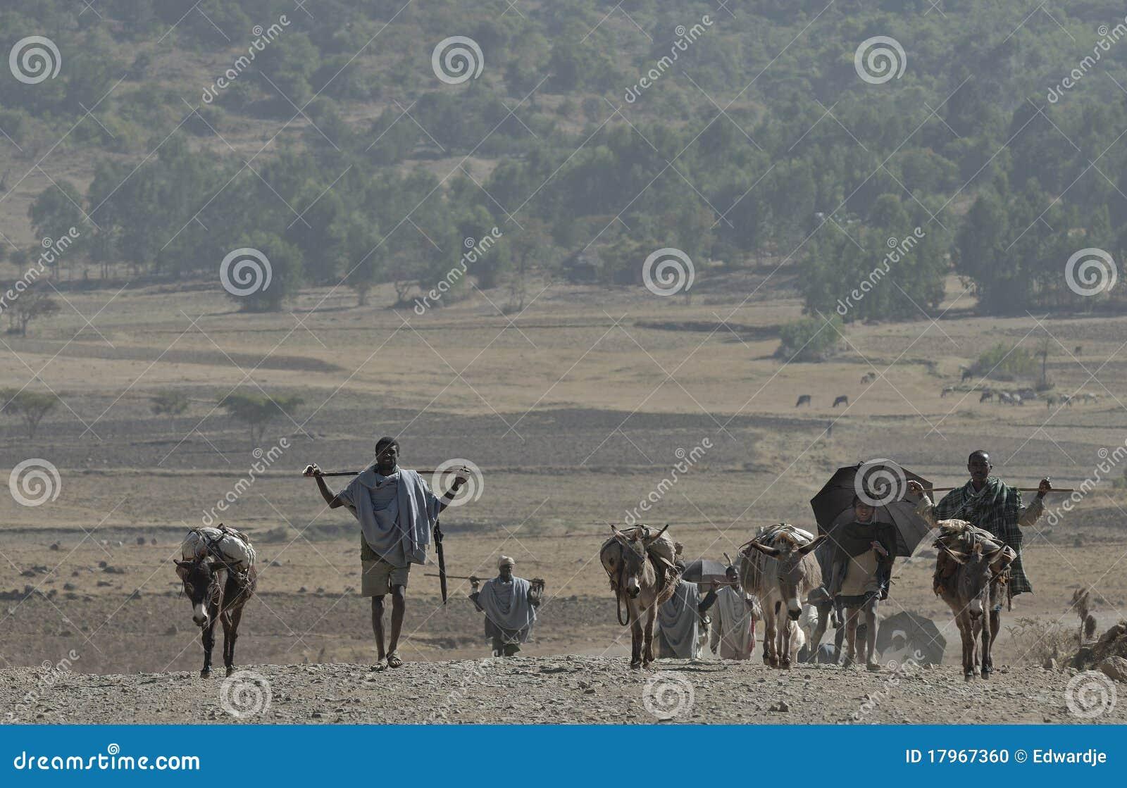 Ethiopian folkväg