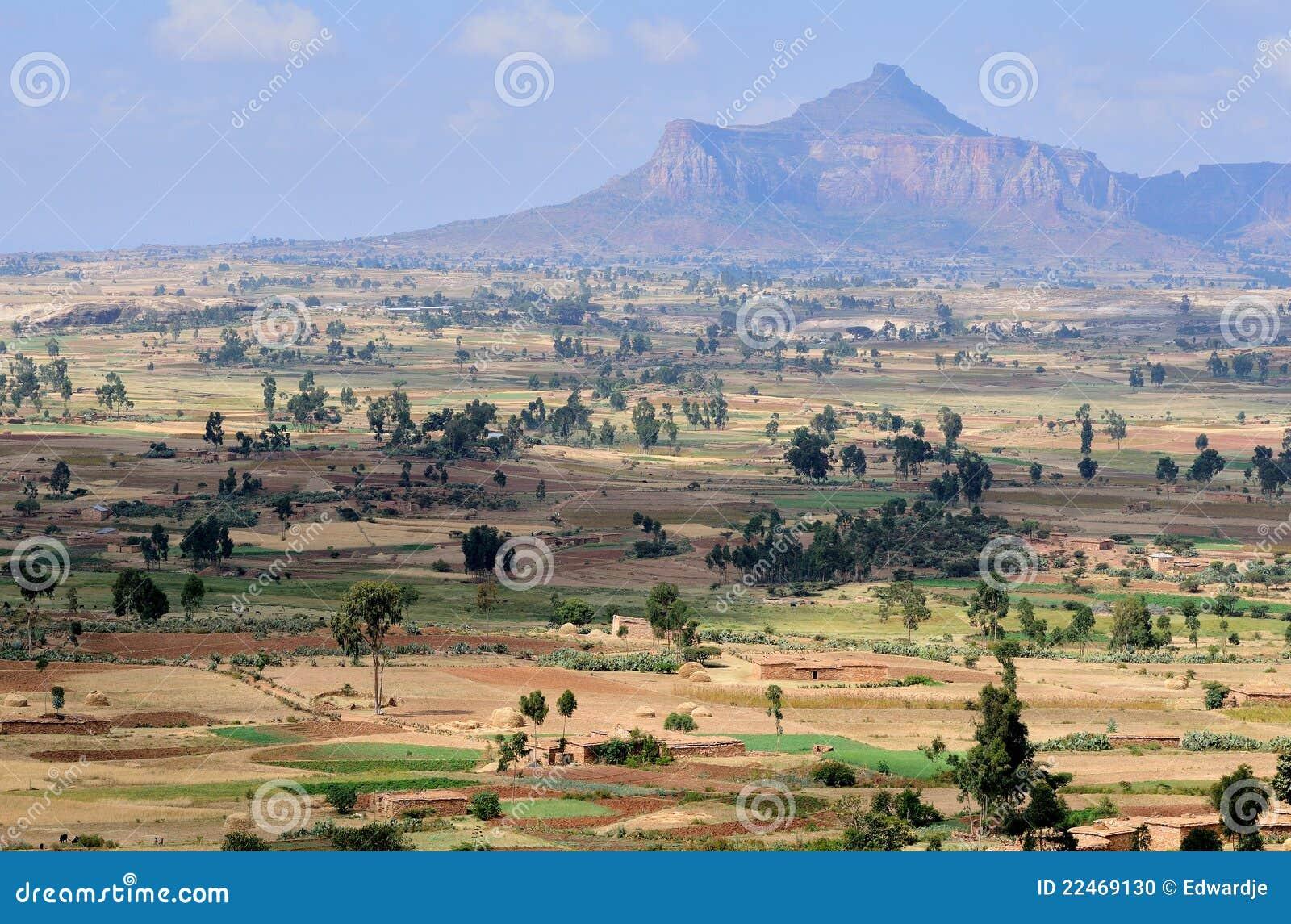 Ethiopian liggande