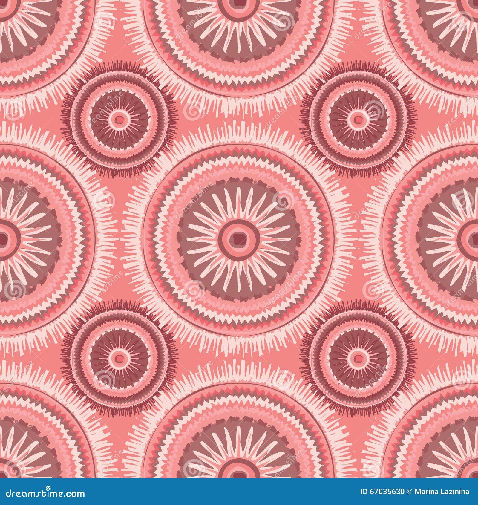 Design On Cloth   Ethnic Boho Seamless Pattern Print Repeating Background Print