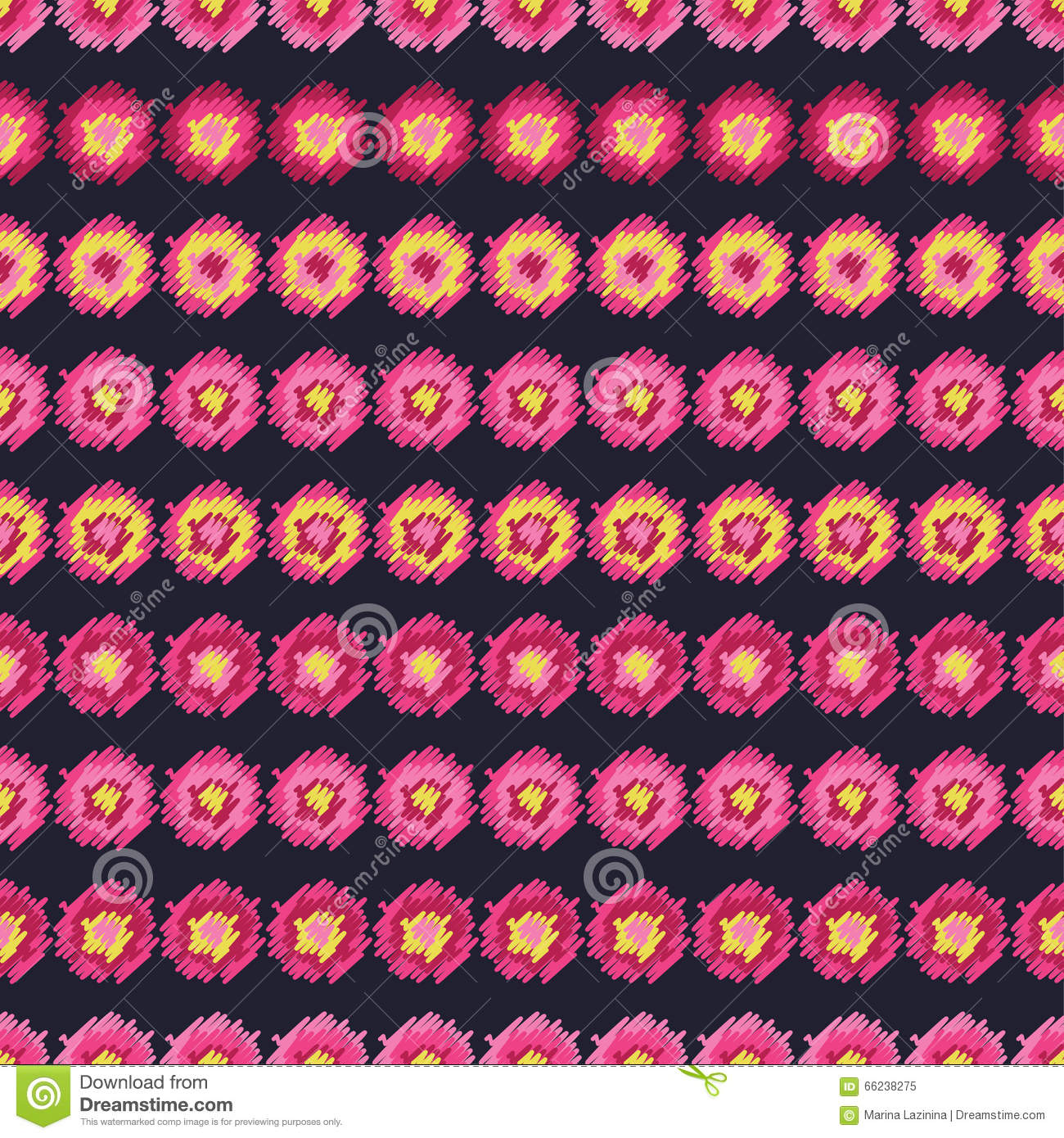 Turkish Design Wallpaper : Ethnic boho seamless pattern print repeating background