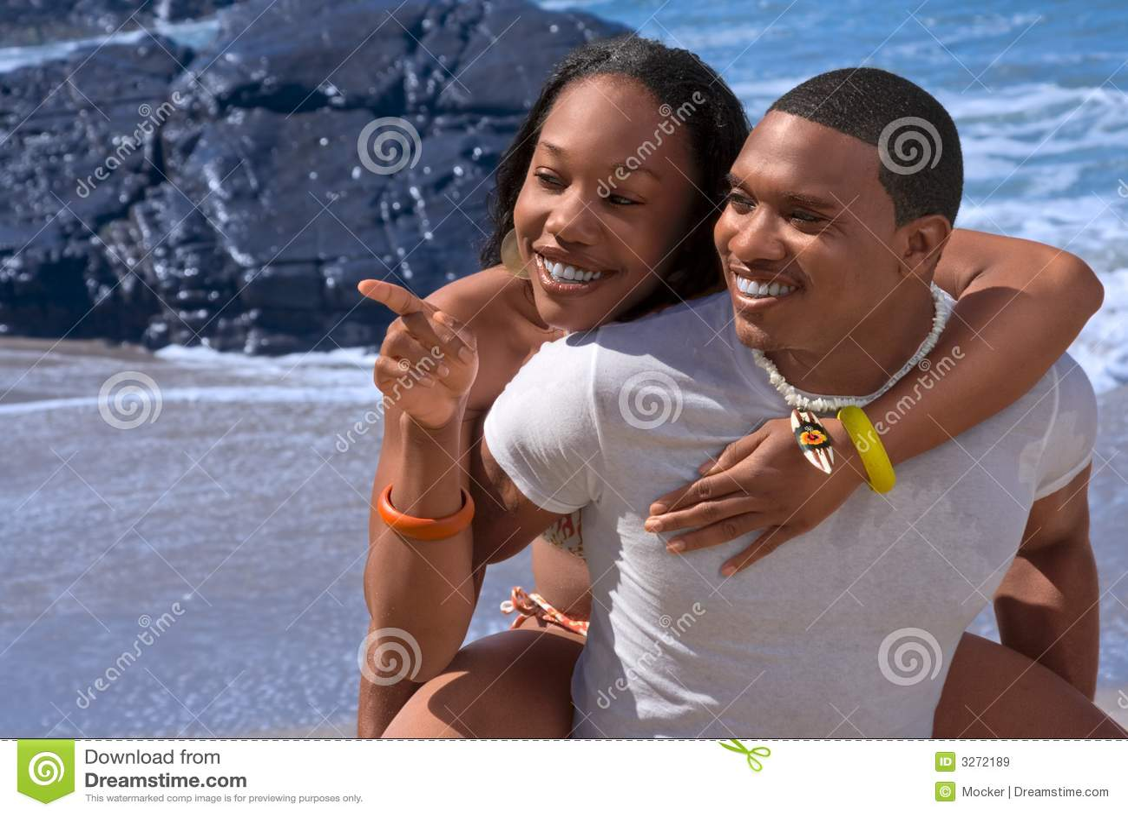 photo happy ethnic couple dating