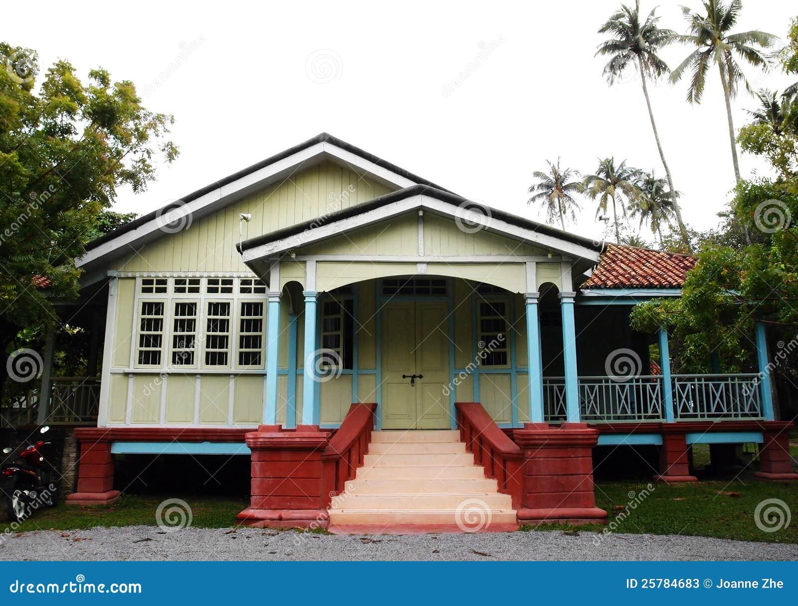 Ethnic house of malacca malaysia