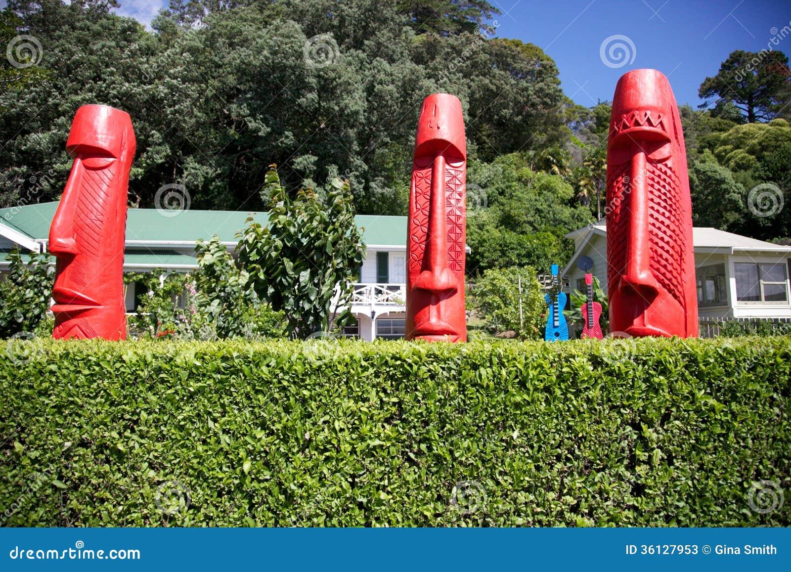 Ethnic sculptures