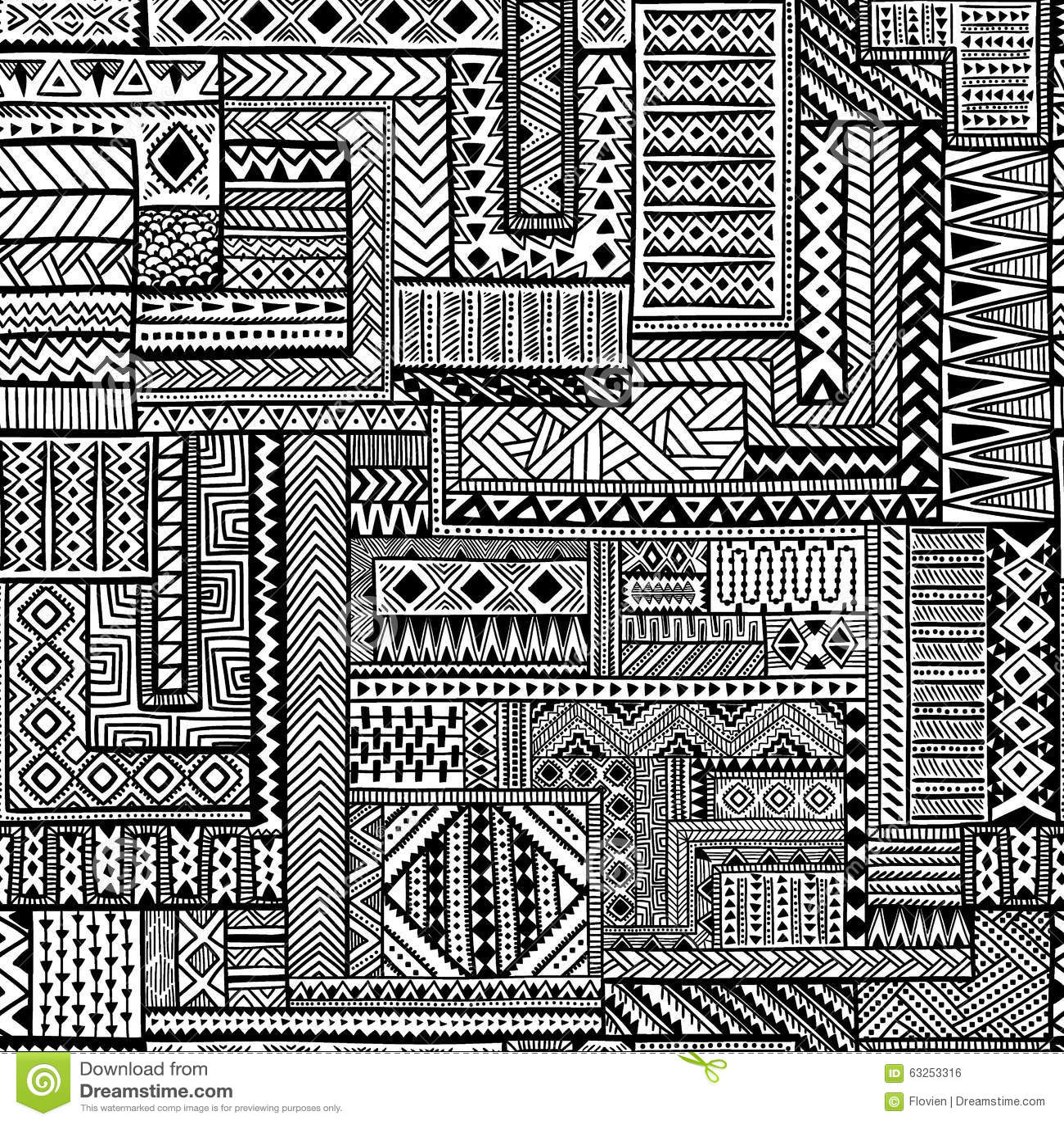 Grid 6 Zentangle Muster Zentangle Zeichnungen 4