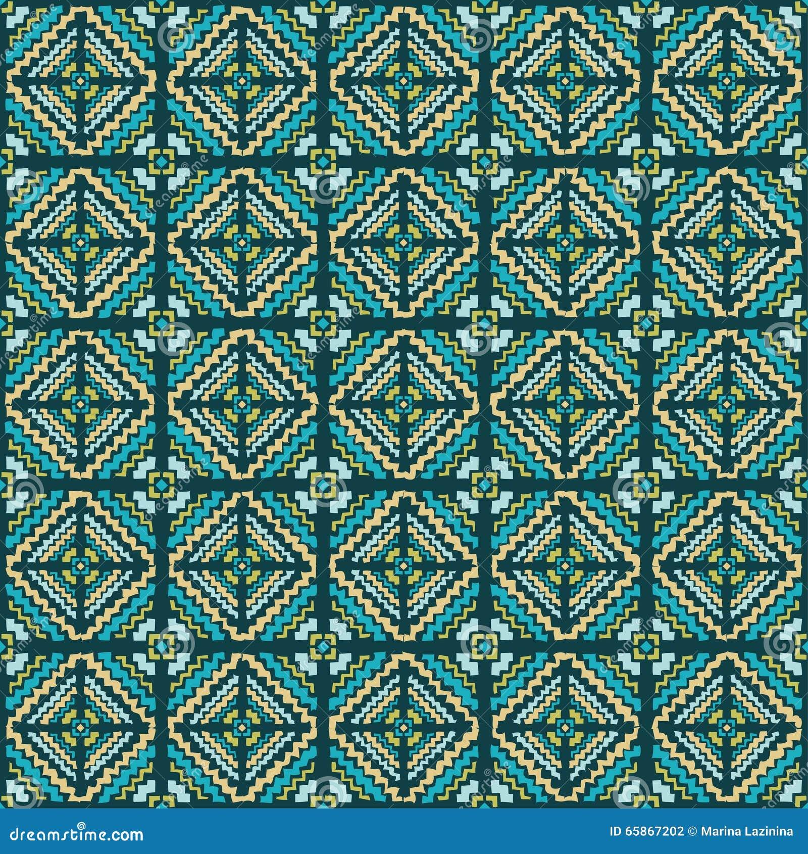 download ethnisches boho nahtloses muster druck wiederholen des hintergrundes stoffdesign tapete stock abbildung illustration - Boho Muster
