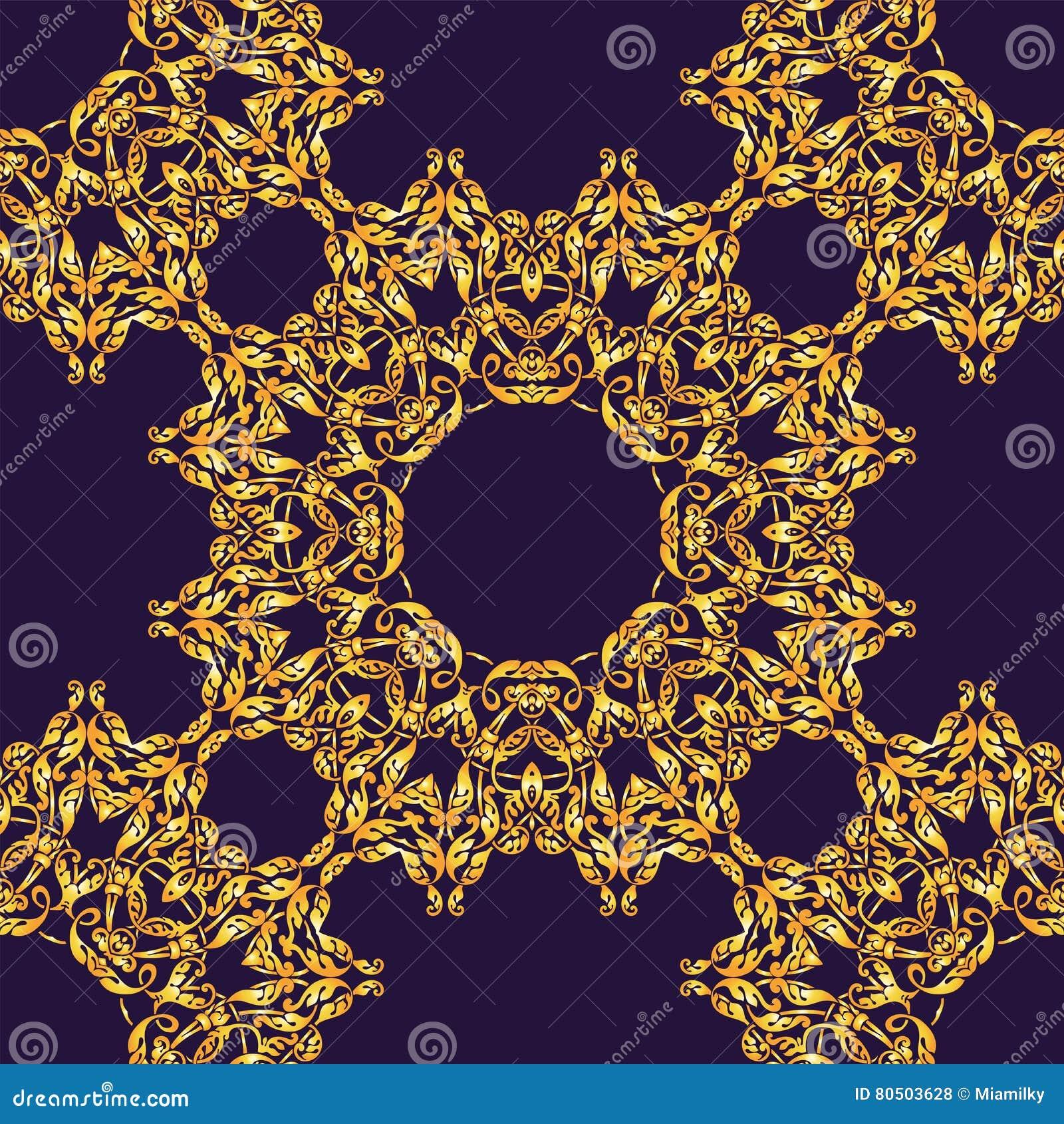 Orientalische verzierung für teppich vektor abbildung   bild: 72468388
