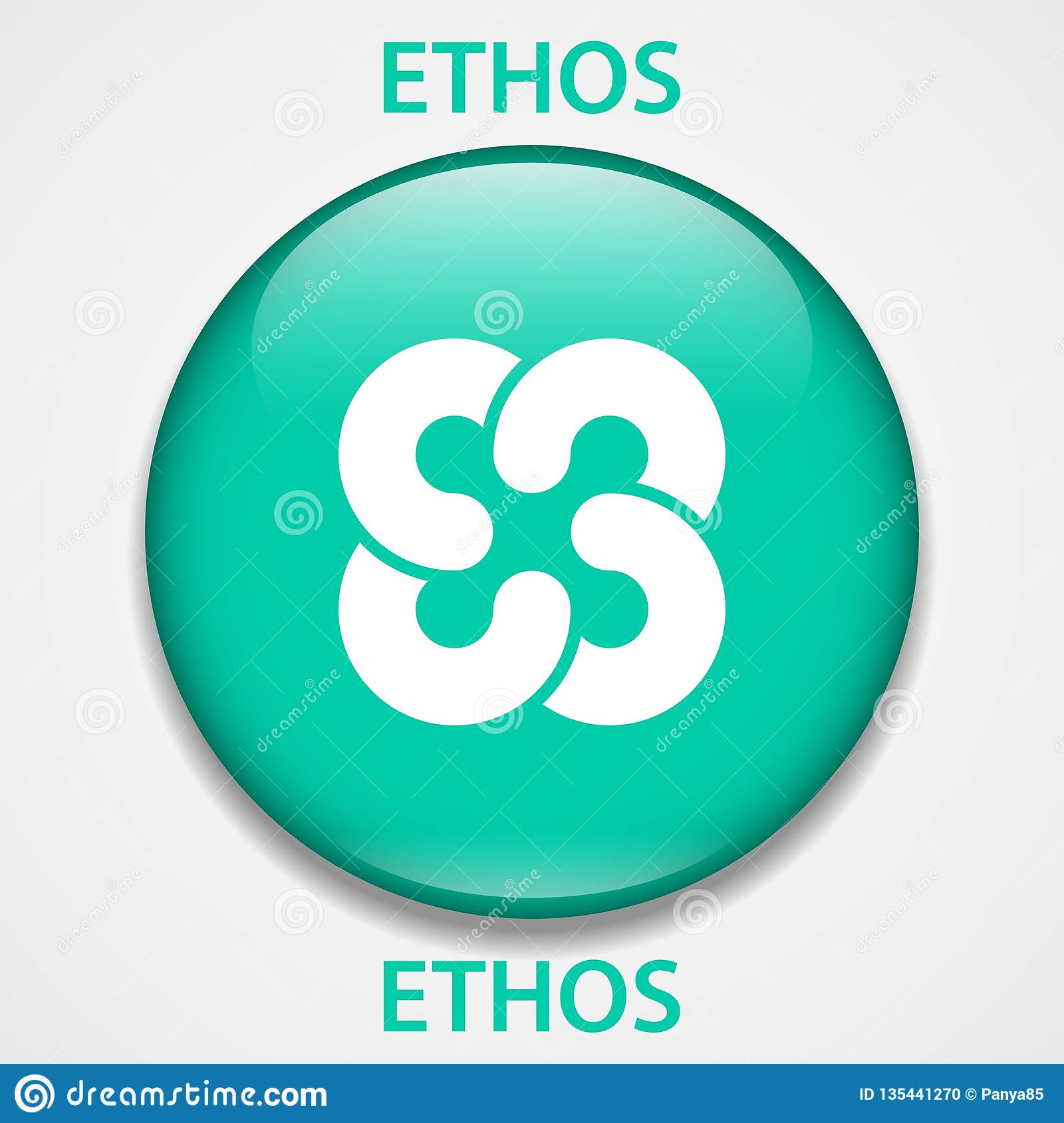 how to buy ethos cryptocurrency