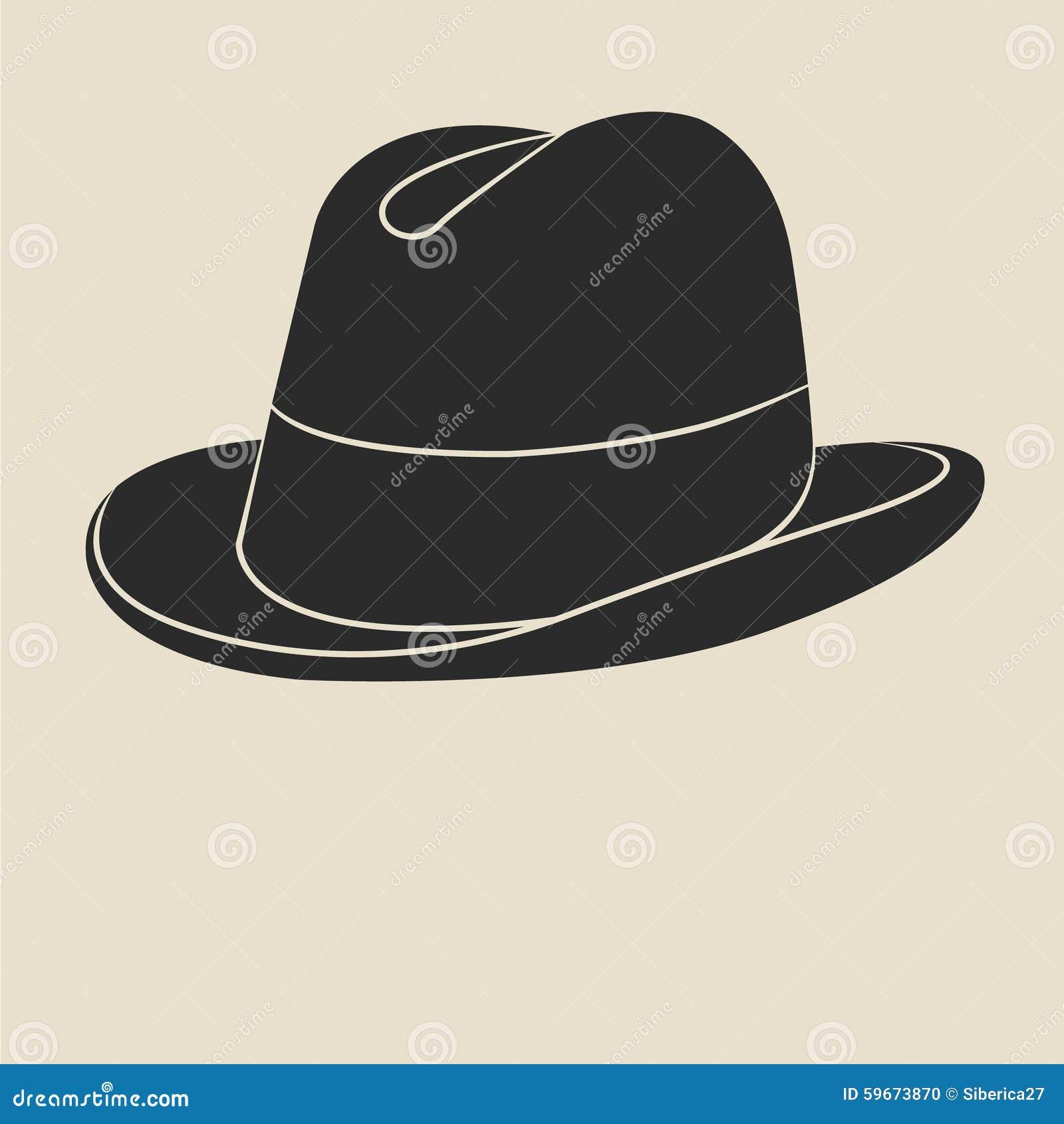 Tweed Cappello Etichetta Del Illustrazione Vettoriale v5xw5EqXB
