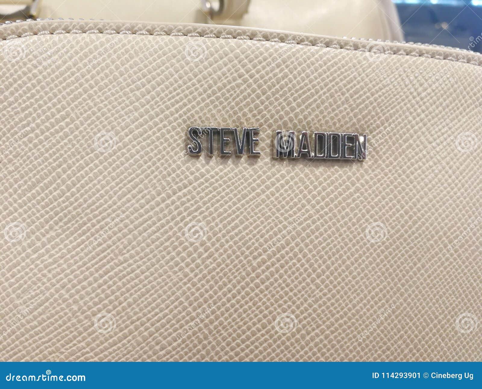 Etiqueta de Steve Madden