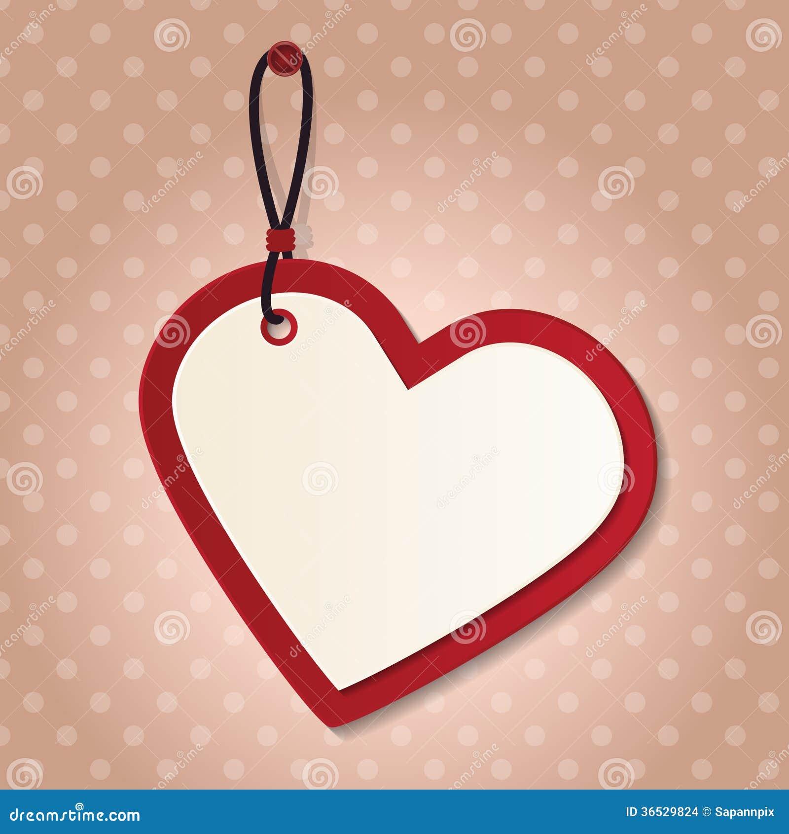 Atractivo Corazón Imagen Con Etiquetas Regalo - Anatomía de Las ...