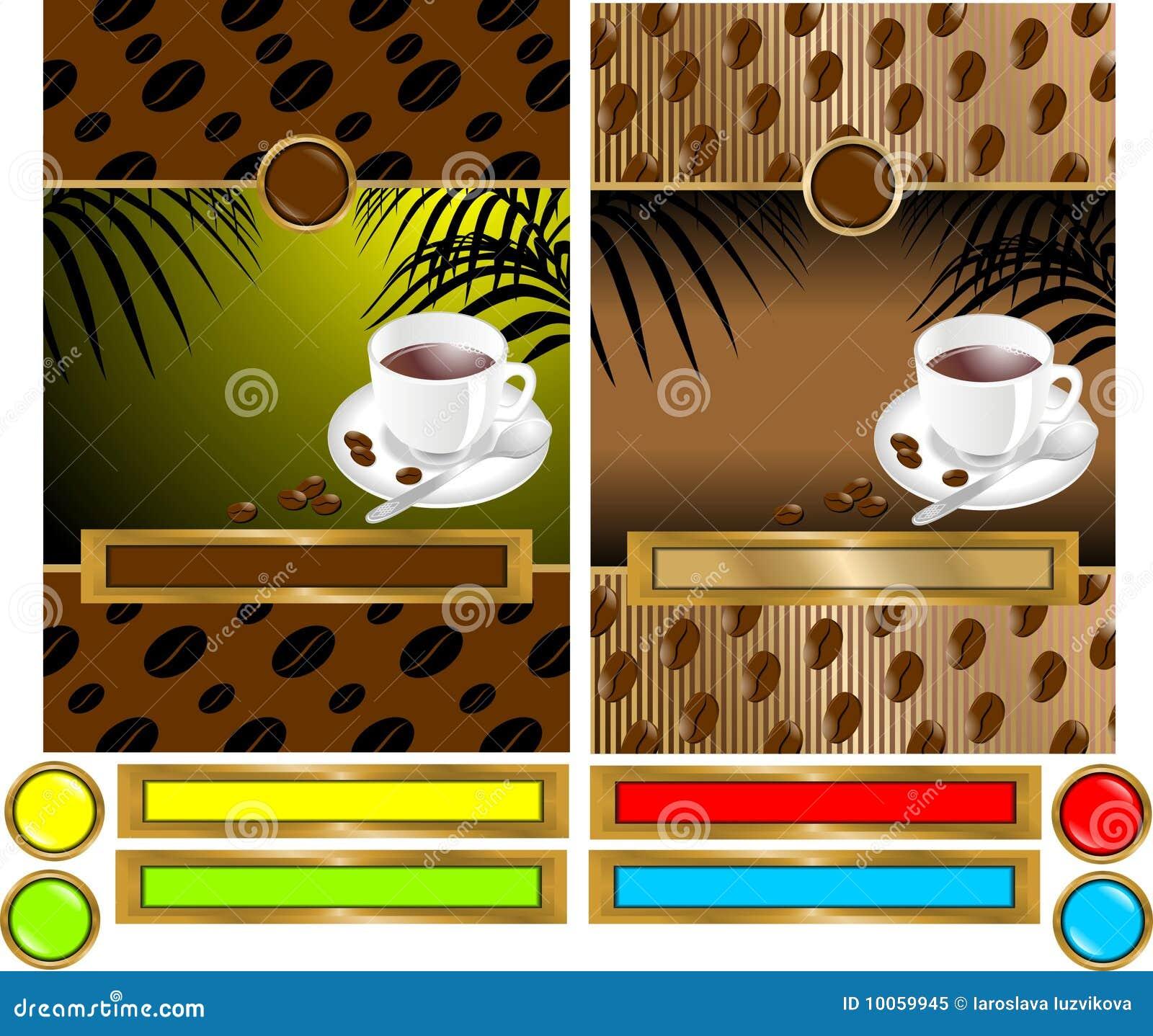 Etiqueta do café