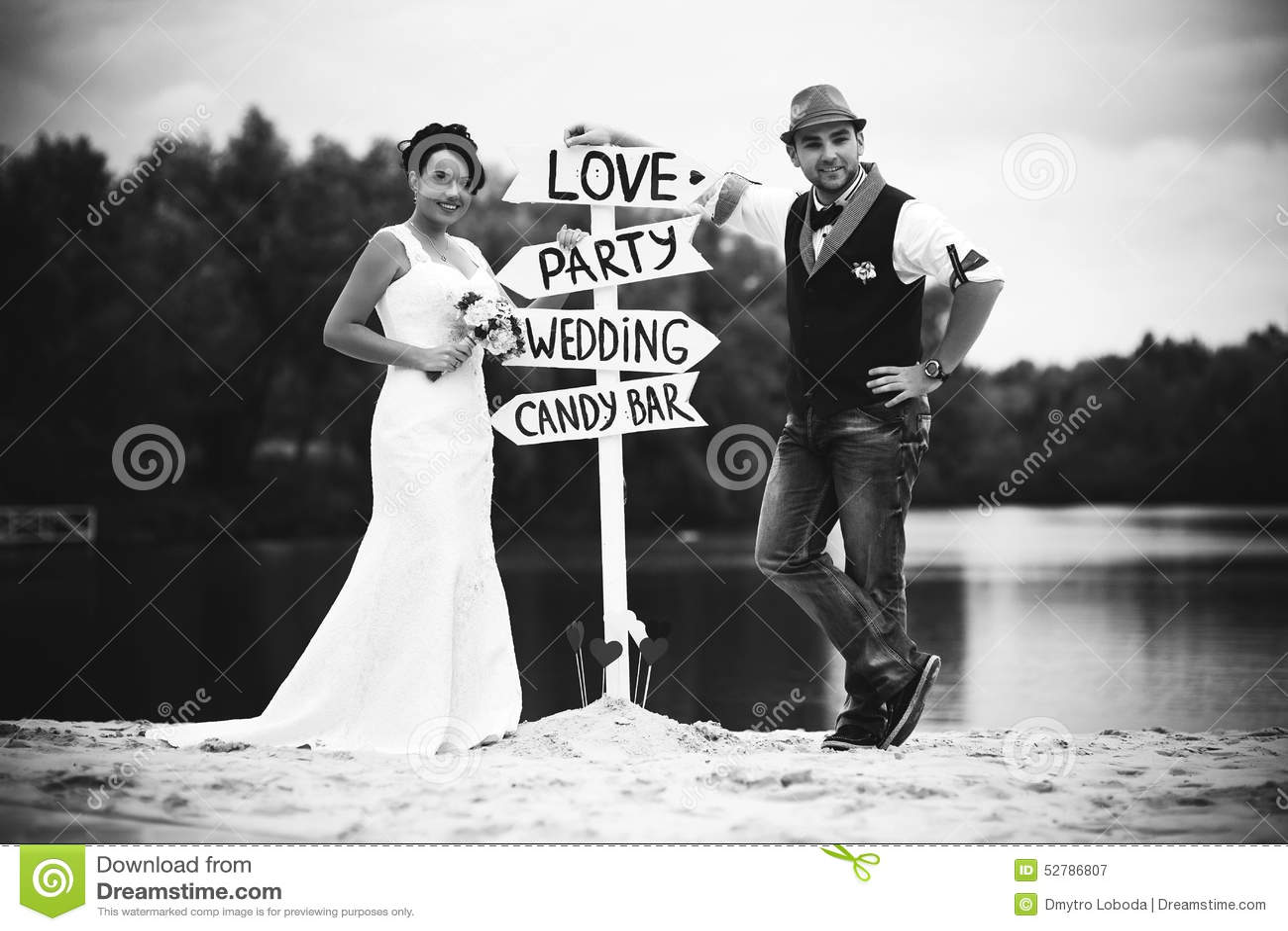Etiqueta do casamento