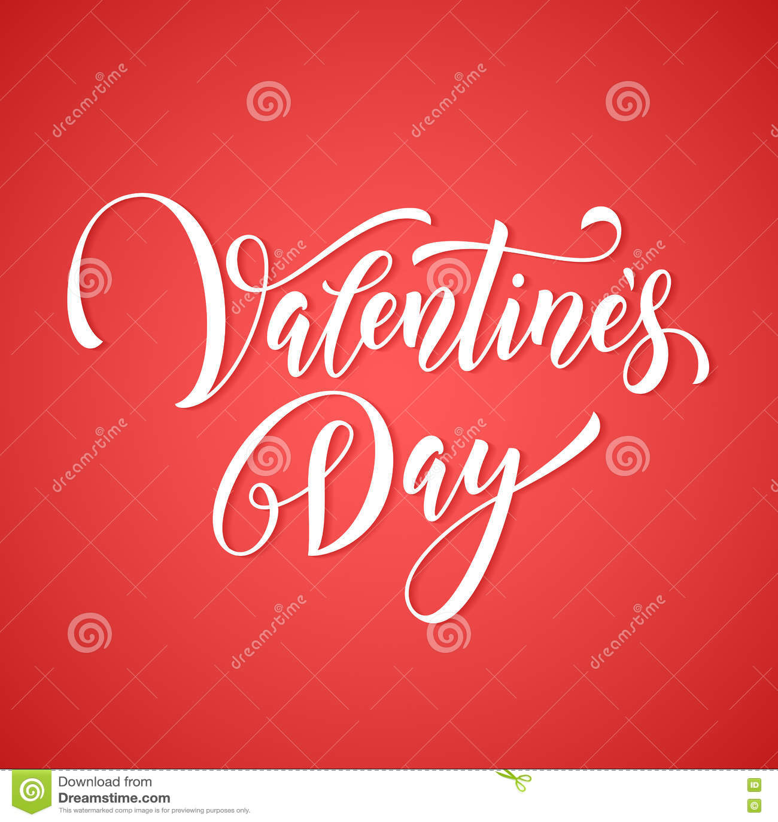 Etiqueta do monograma de Valentine Day para o cartão cor-de-rosa do amor do coração