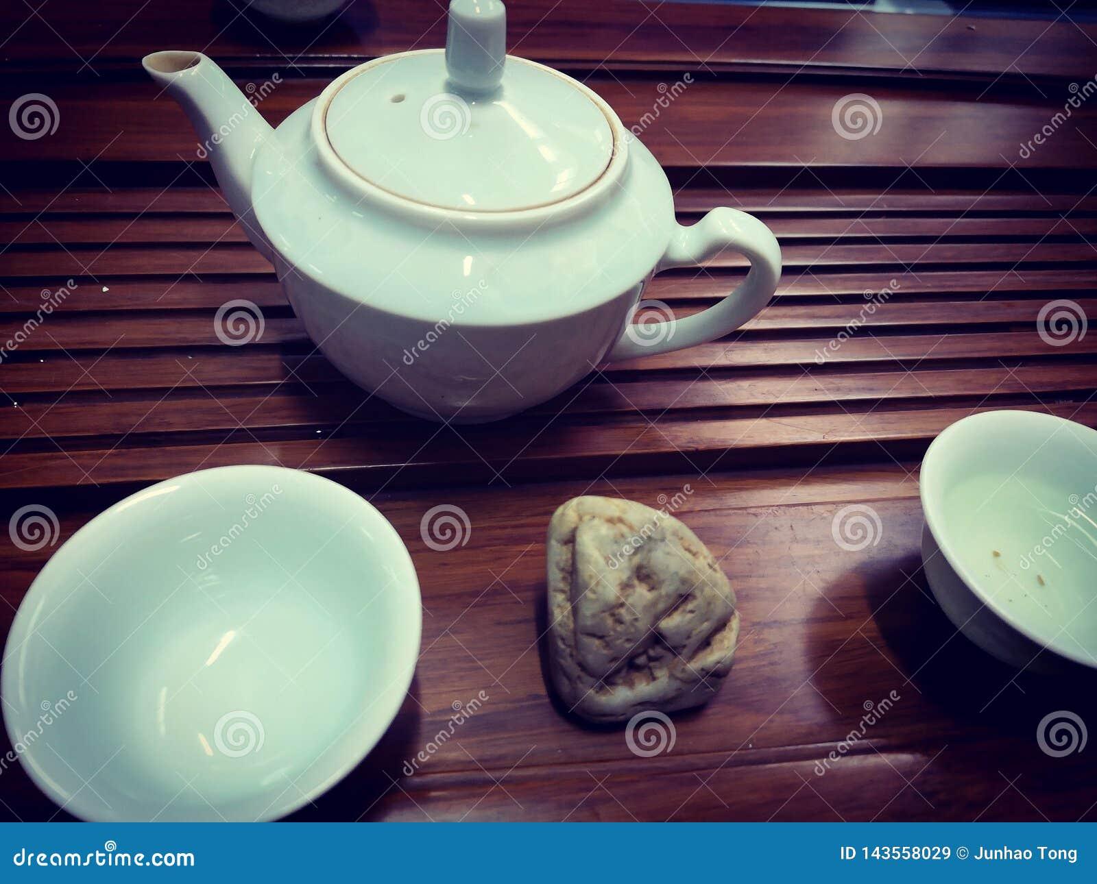 Ett hjälpmedel för att göra te