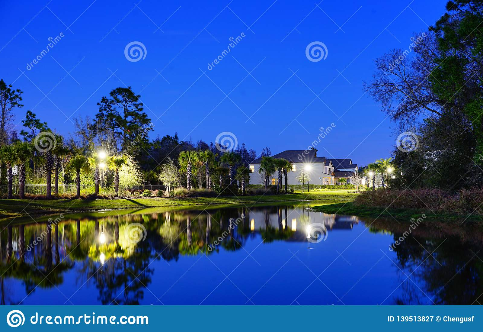 Ett typisk Florida hus