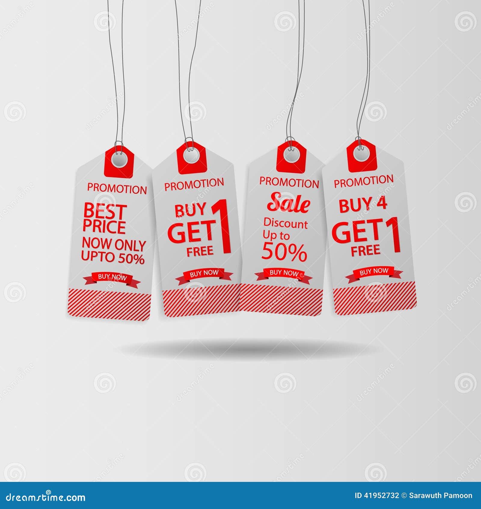 Etykietki dla sprzedaży