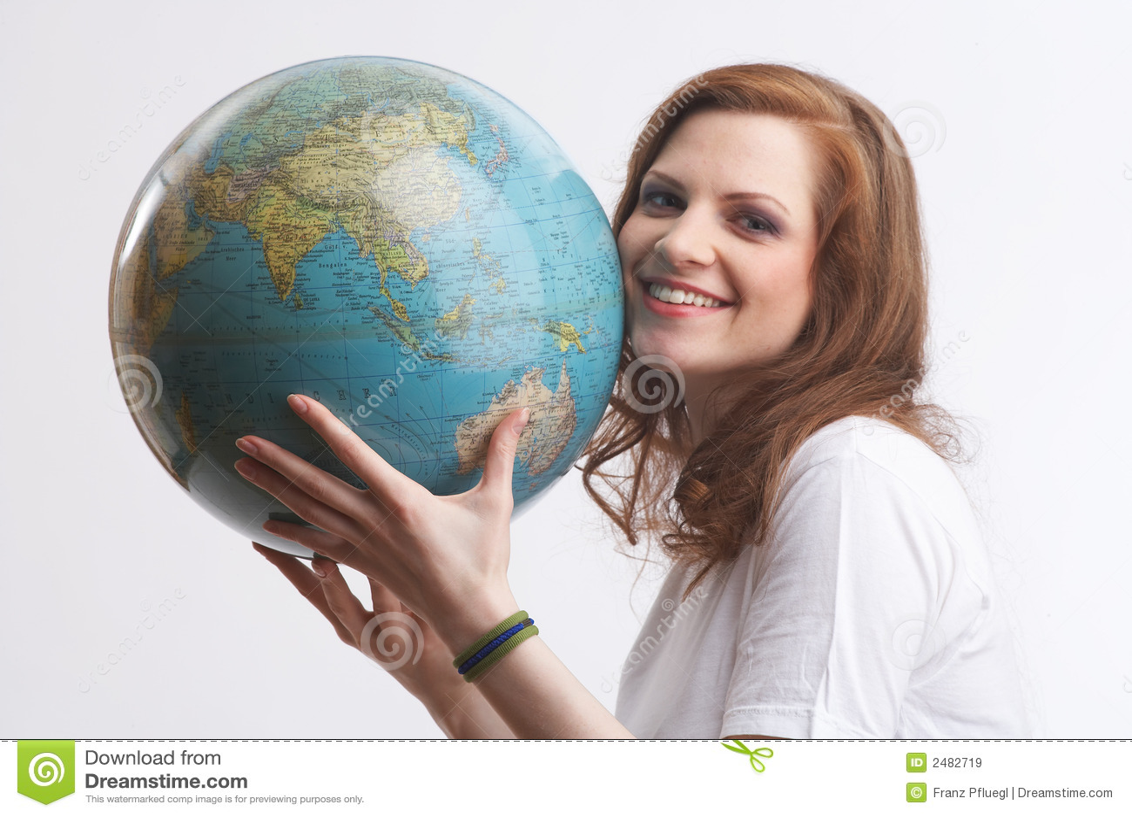 Eu amo o globo