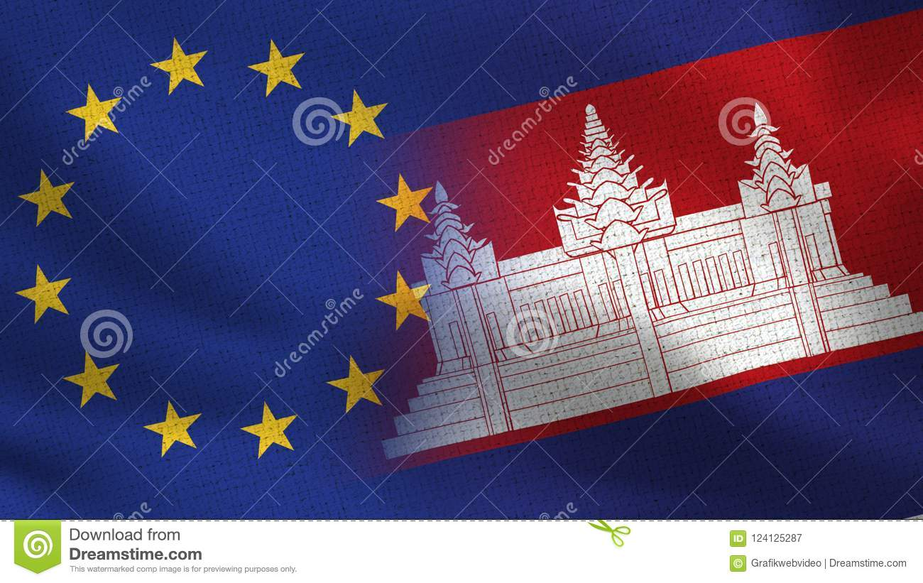 Image result for cambodia eu