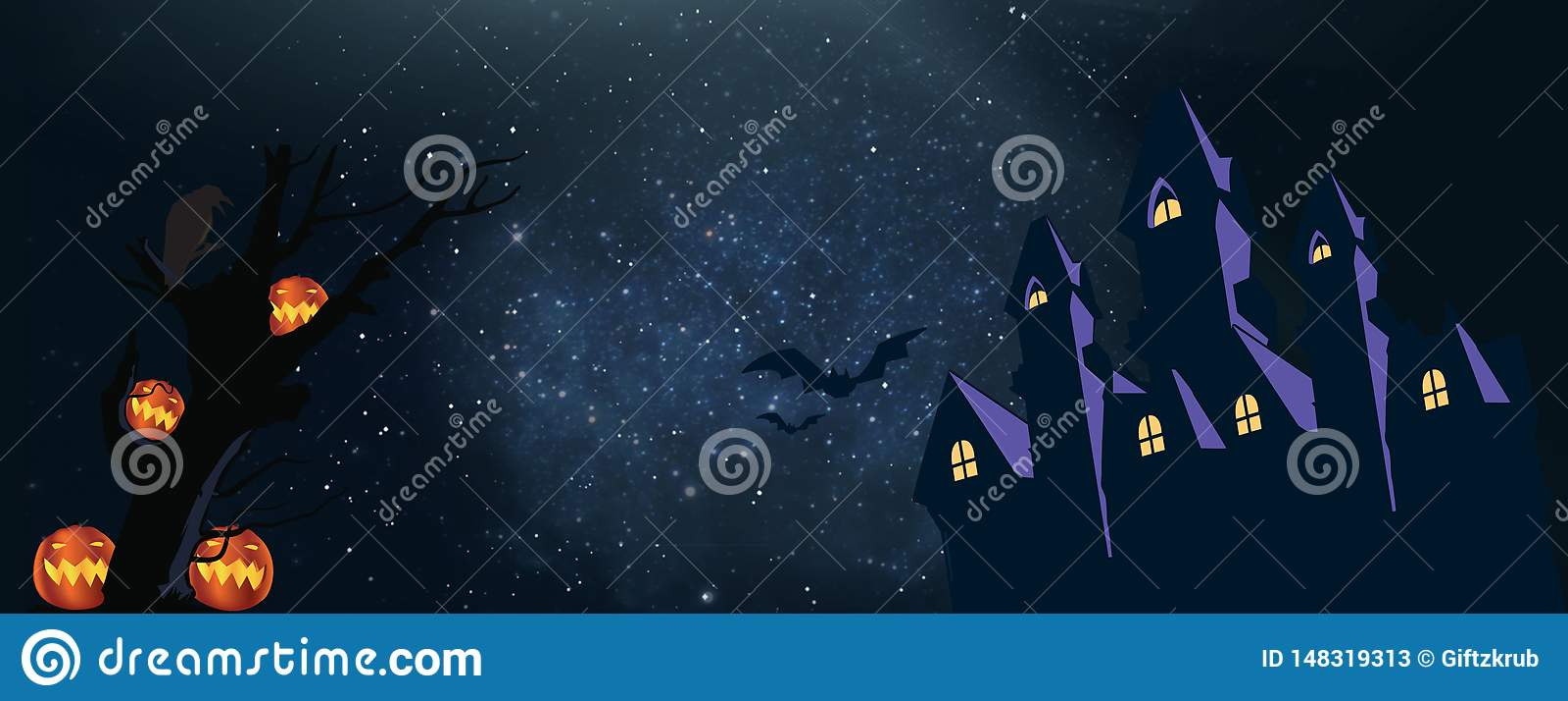 Eu estou esperando que você tem grande Dia das Bruxas COFRE FORTE DA ESTADA