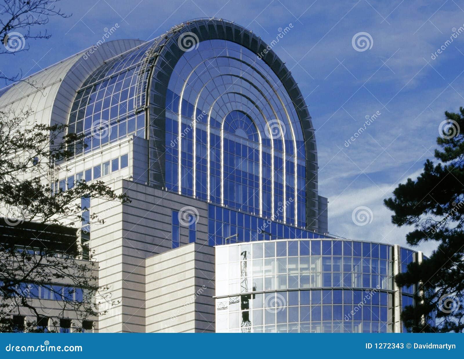 European Union Parliament Building Design