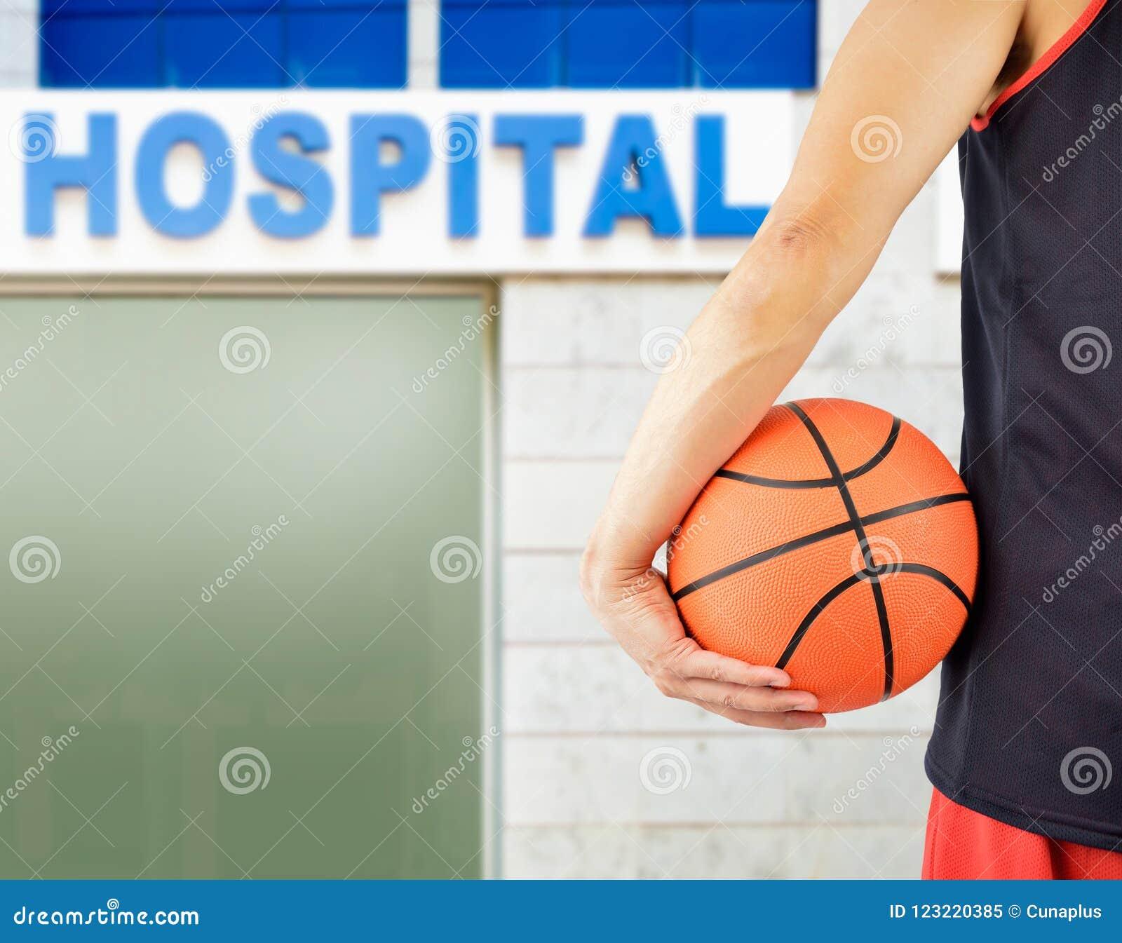 Eu preciso um hospital