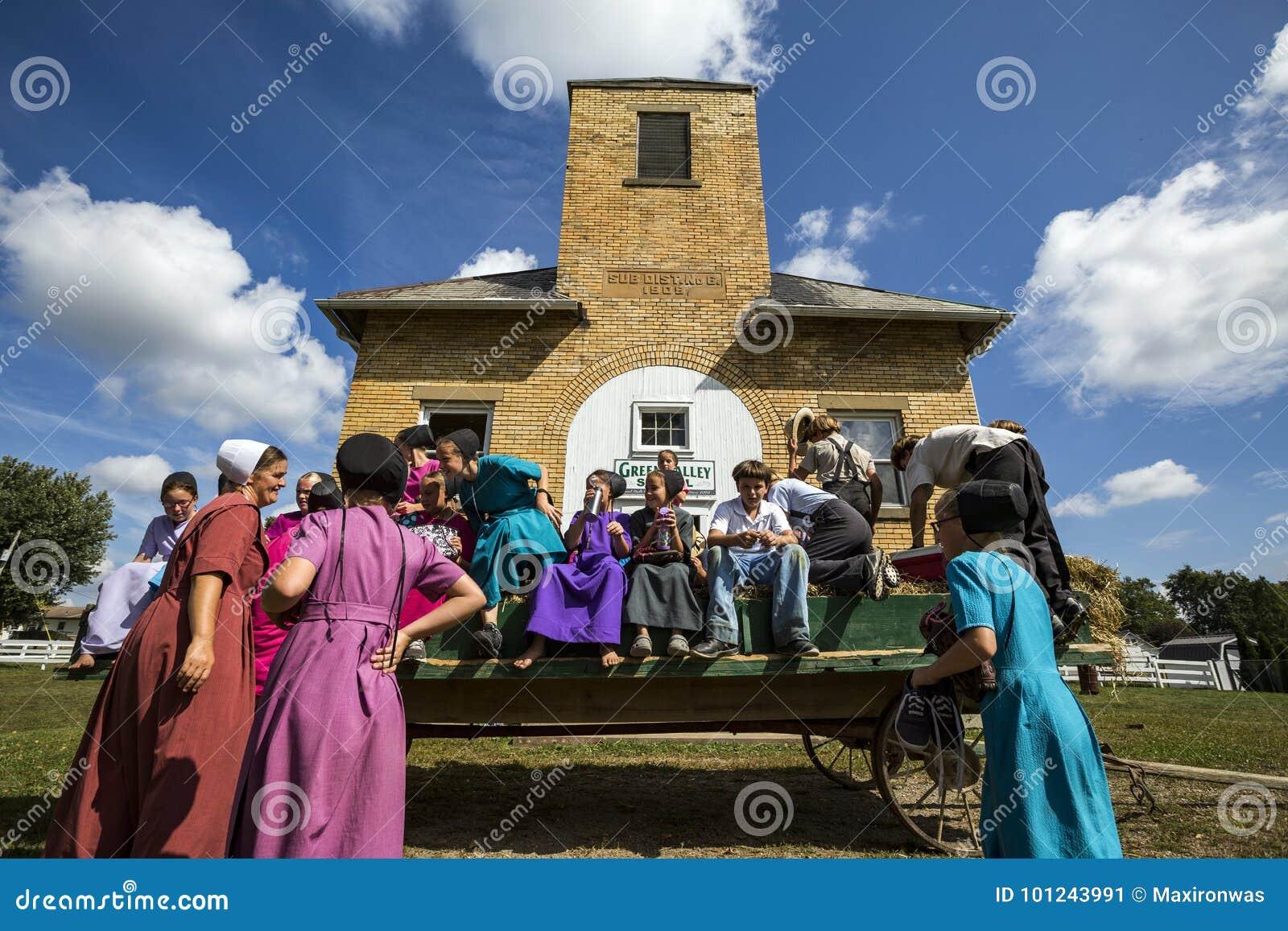 EUA - Ohio - Amish