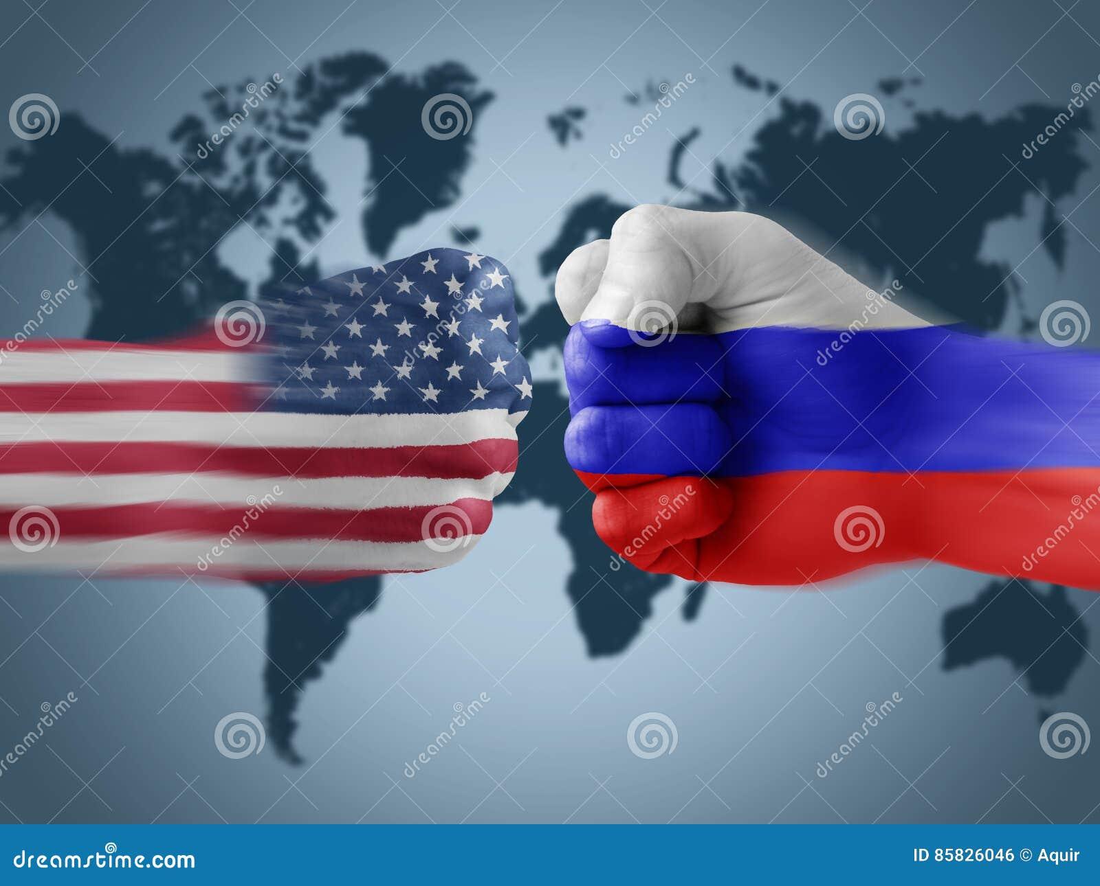 EUA x Rússia