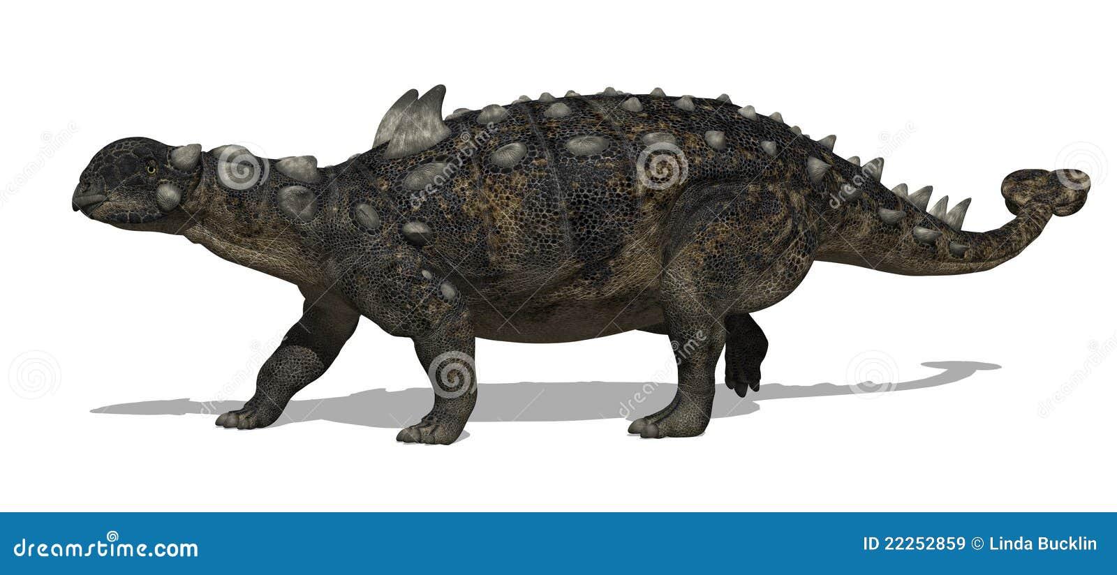 Euoplocephalus Dinosau...