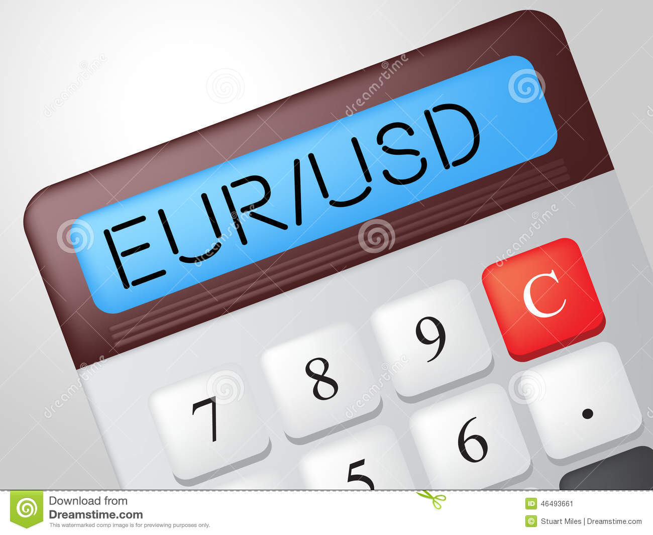 Eur usd calculator