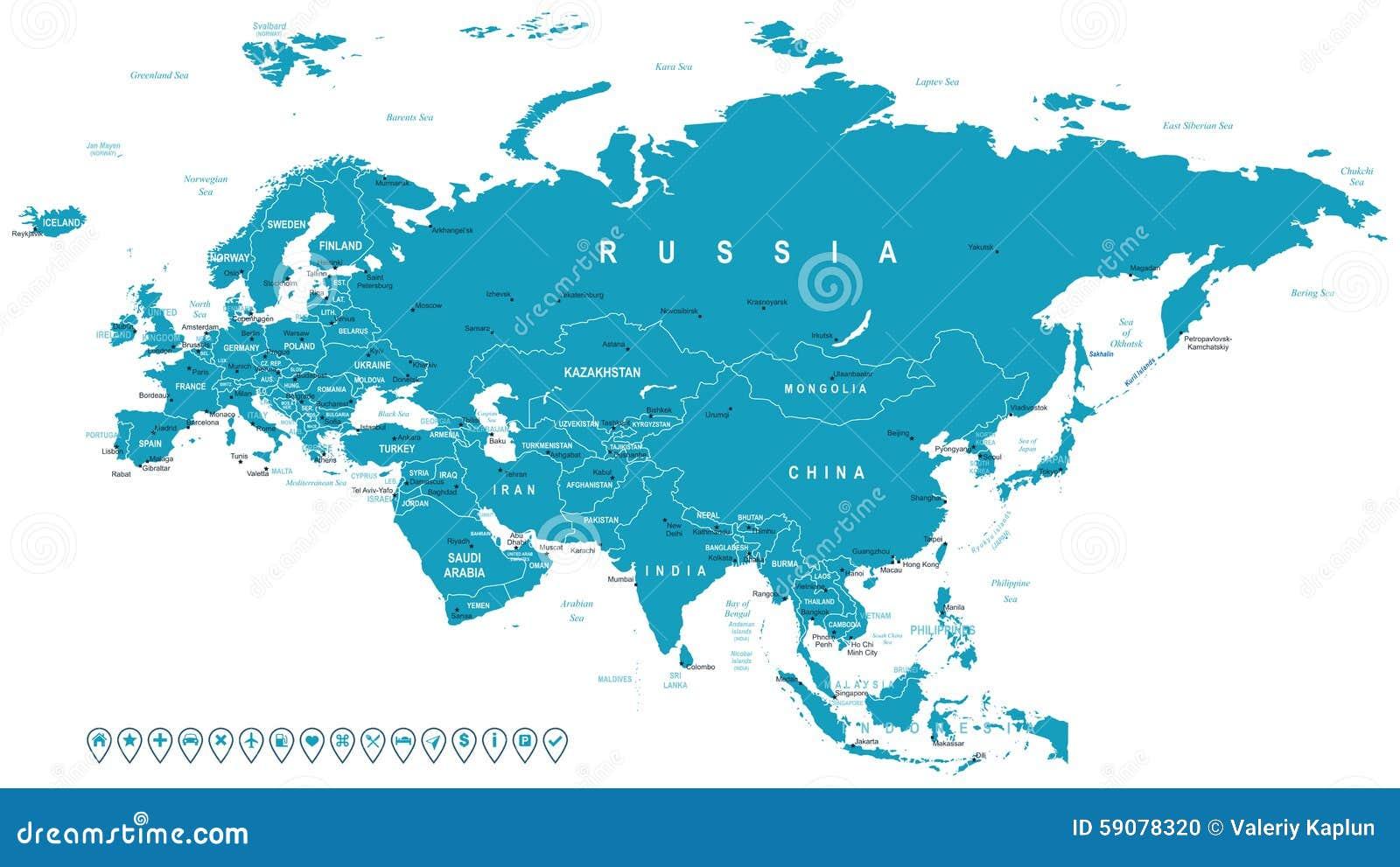 land based empires in eurasia