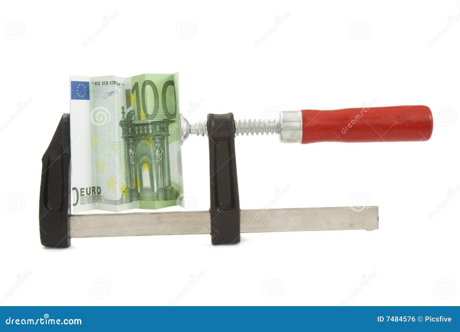 Euro 1 van de druk
