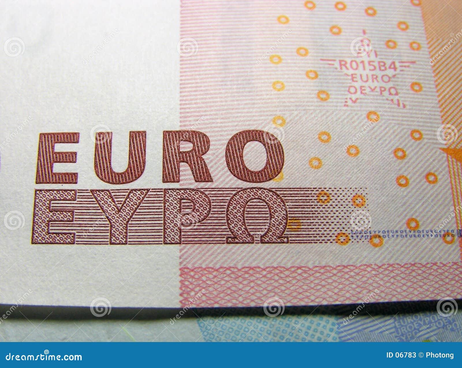 Euro argent