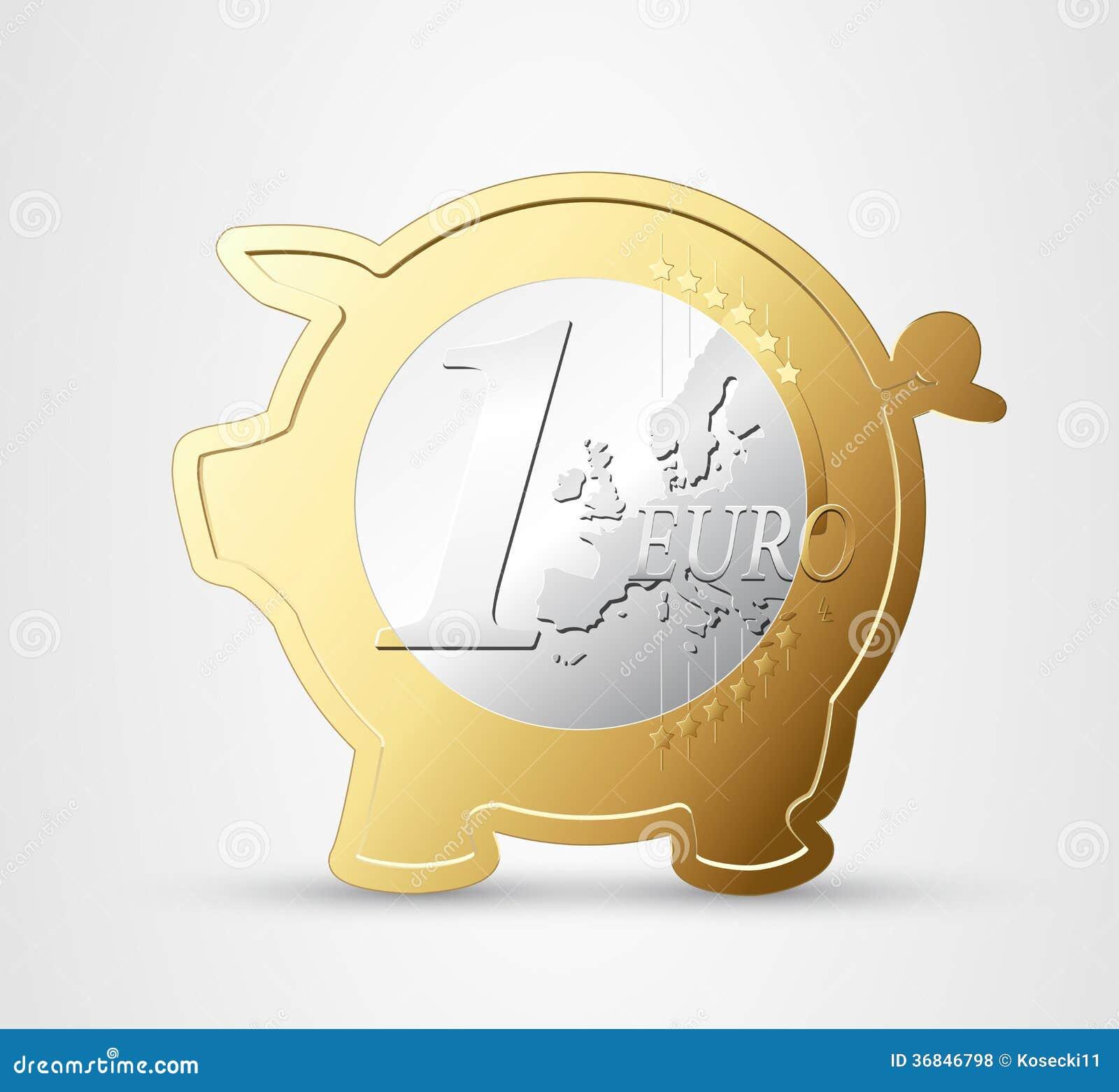 Euro - besparingsvin