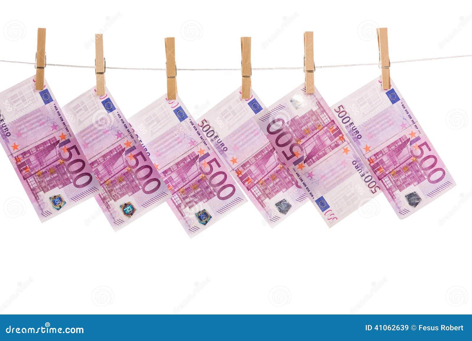 Euro blanchiment d argent