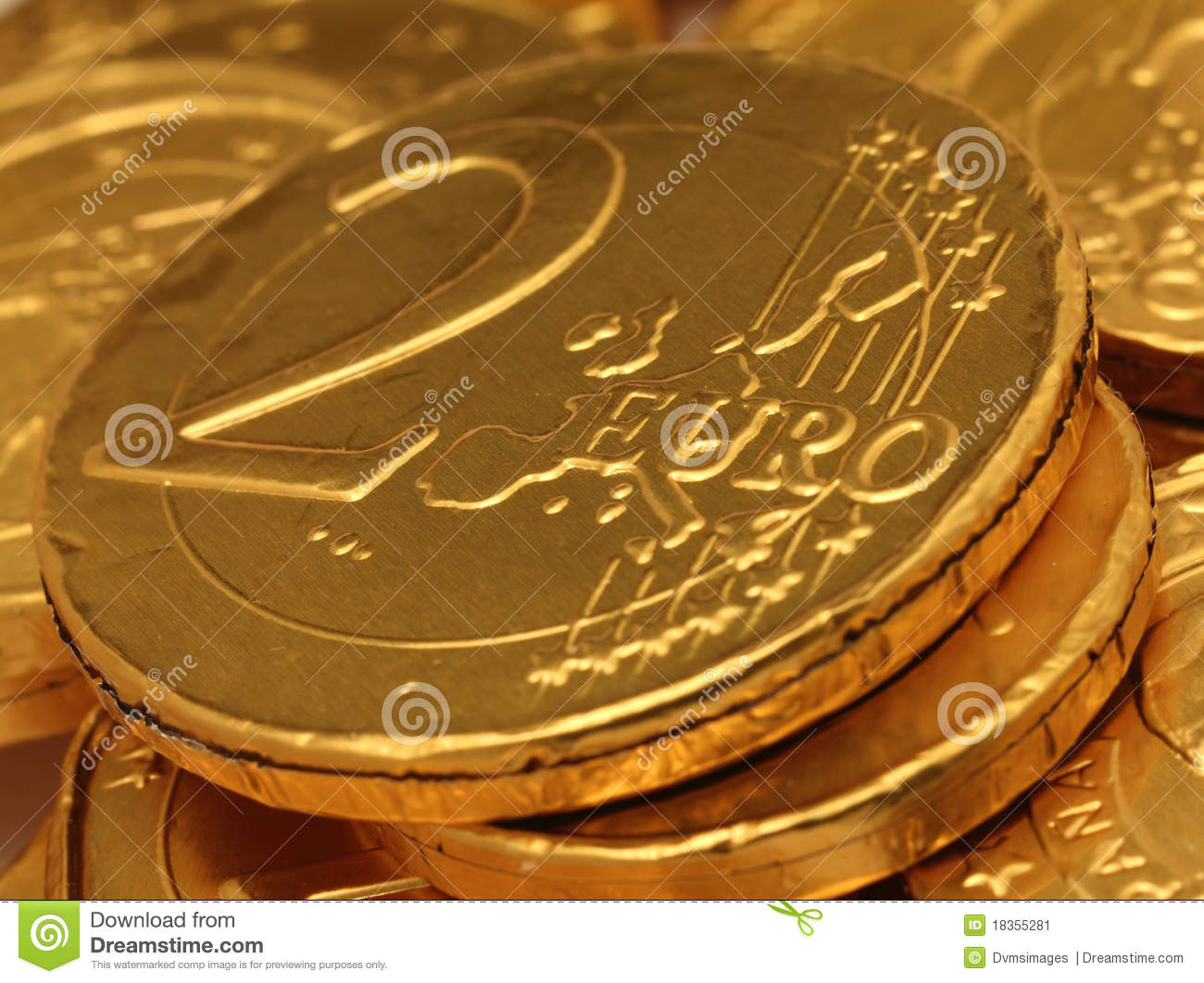 euro chocolate coins stock image image 18355281 hot chocolate clipart pinterest hot chocolate clip art with whip