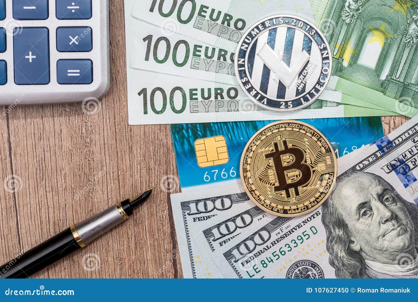 Calcolatore di criptovalute, convertitore di valuta digitale