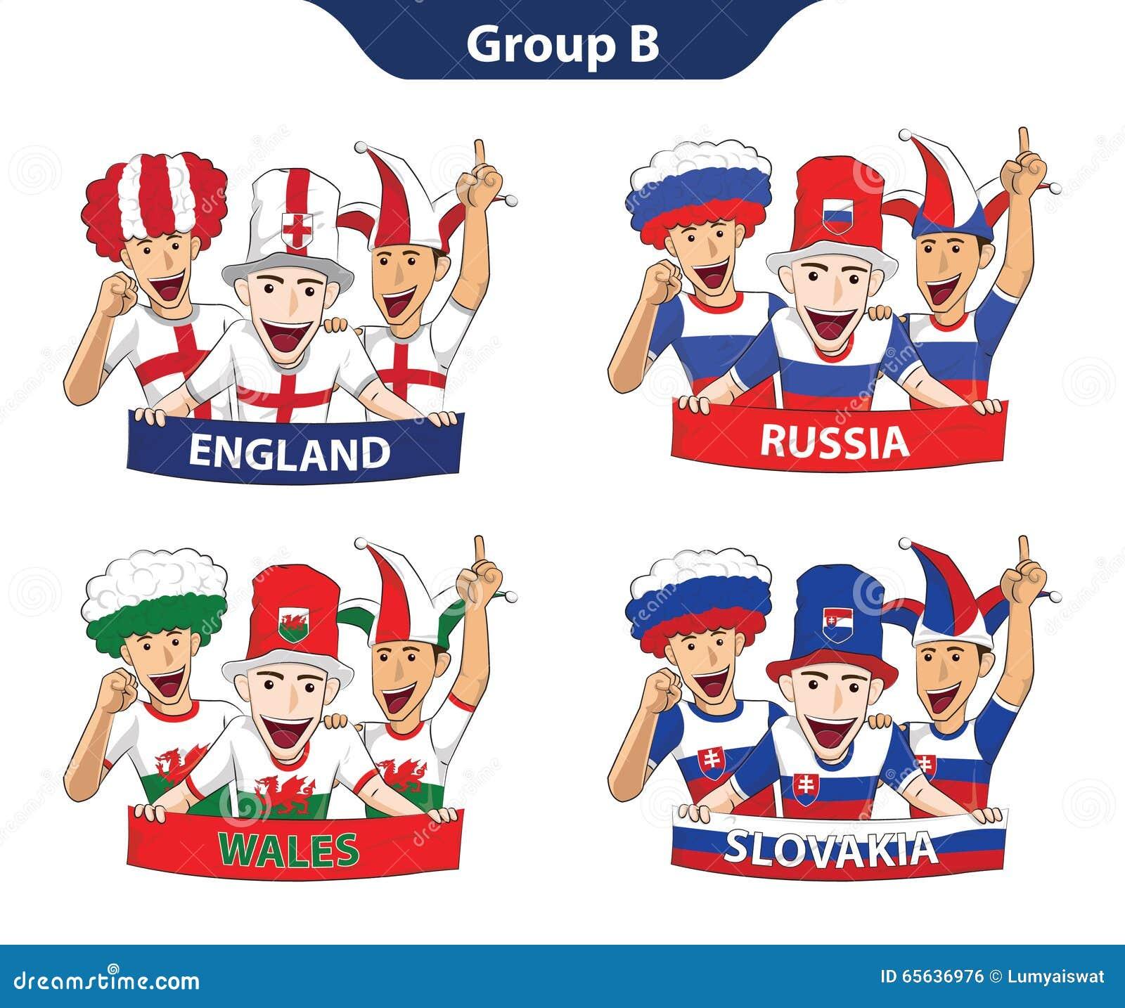 Euro 2016 du groupe B