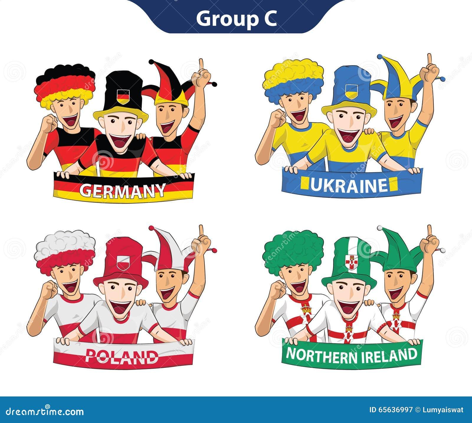 Euro 2016 du groupe C