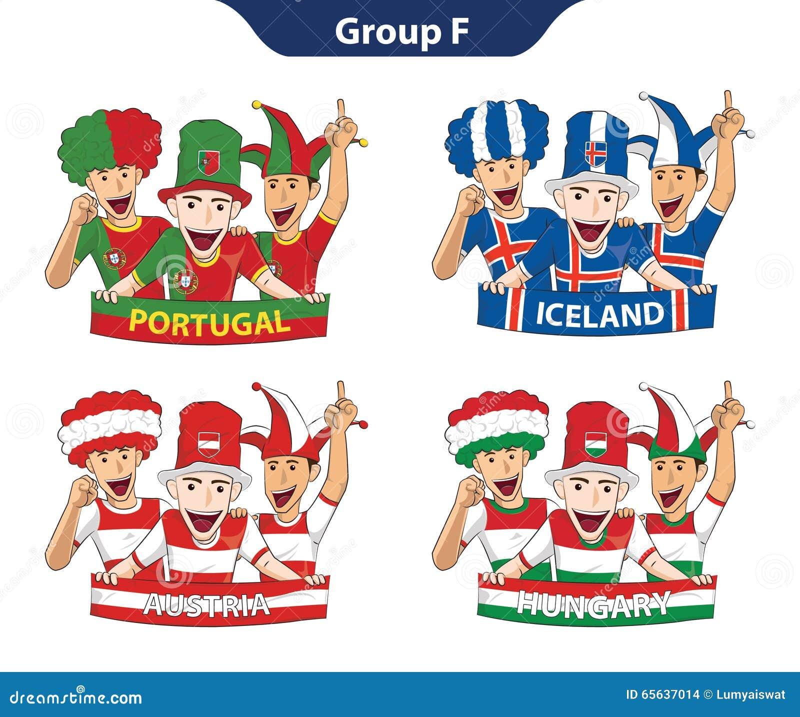 Euro 2016 du groupe F